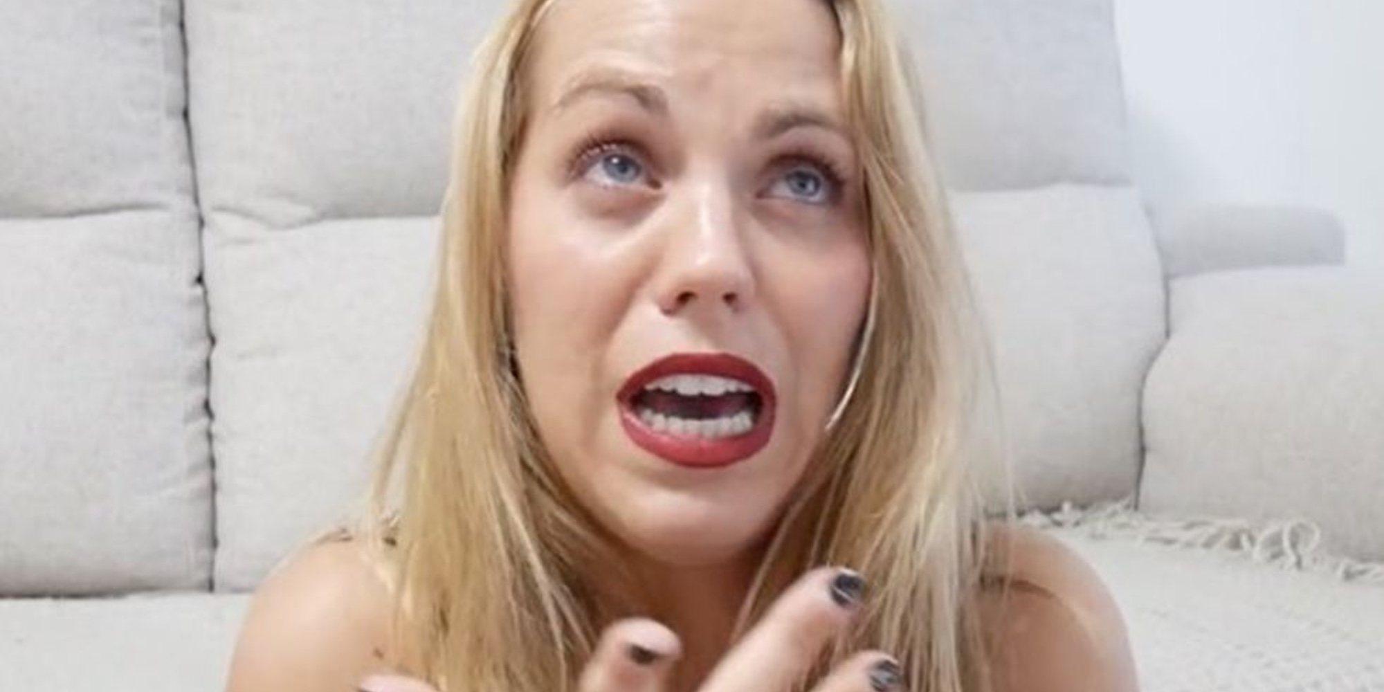 """Yoli Claramonte ('GH 15'), entre lágrimas: """"Ya no estoy enamorada de Jonathan"""""""