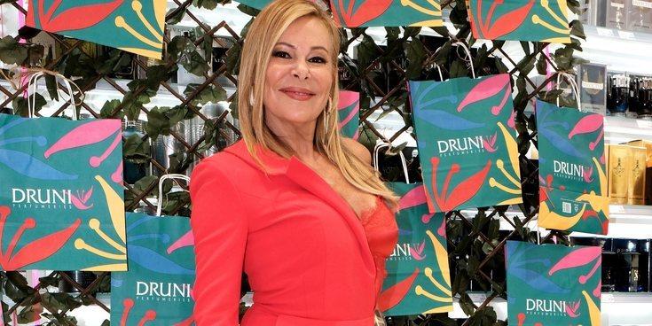 Ana Obregón publica un mensaje alentador tras la recaída de su hijo Álex Lequio