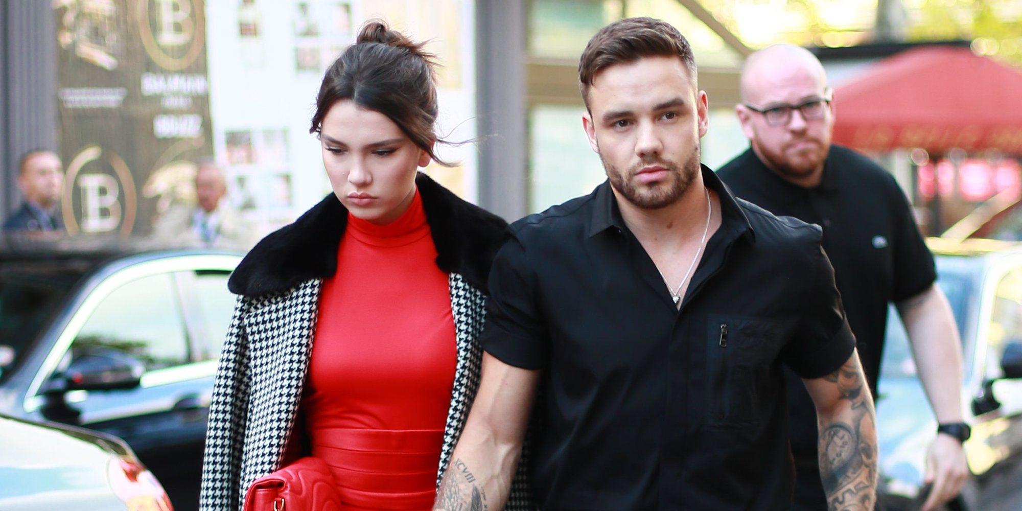 Liam Payne y Maya Henry pasean su amor durante la París Fashion Week