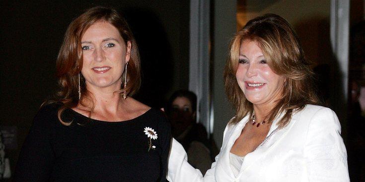 Tita Cervera y Francesca Thyssen: una enemistad de cuento con mucho arte y dinero de por medio