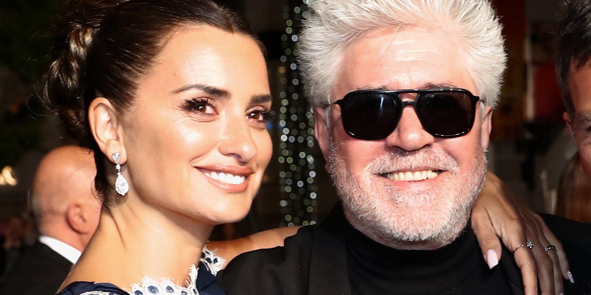 Pedro Almodóvar y Penélope Cruz, una amistad que traspasa pantallas