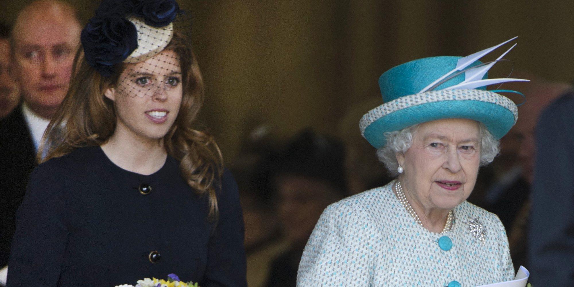 La prohibición de la Reina Isabel a la Princesa Beatriz de York en su boda con Edoardo Mapelli Mozzi