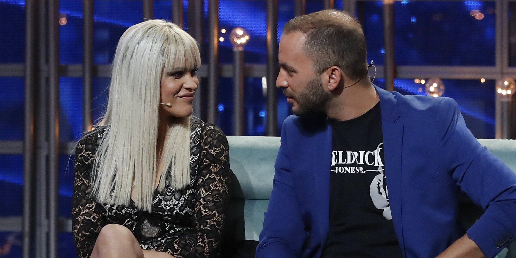 """Vuelve la guerra entre Ylenia y Antonio Tejado: """"Si quieres entrar en este juego de falso, entramos"""""""