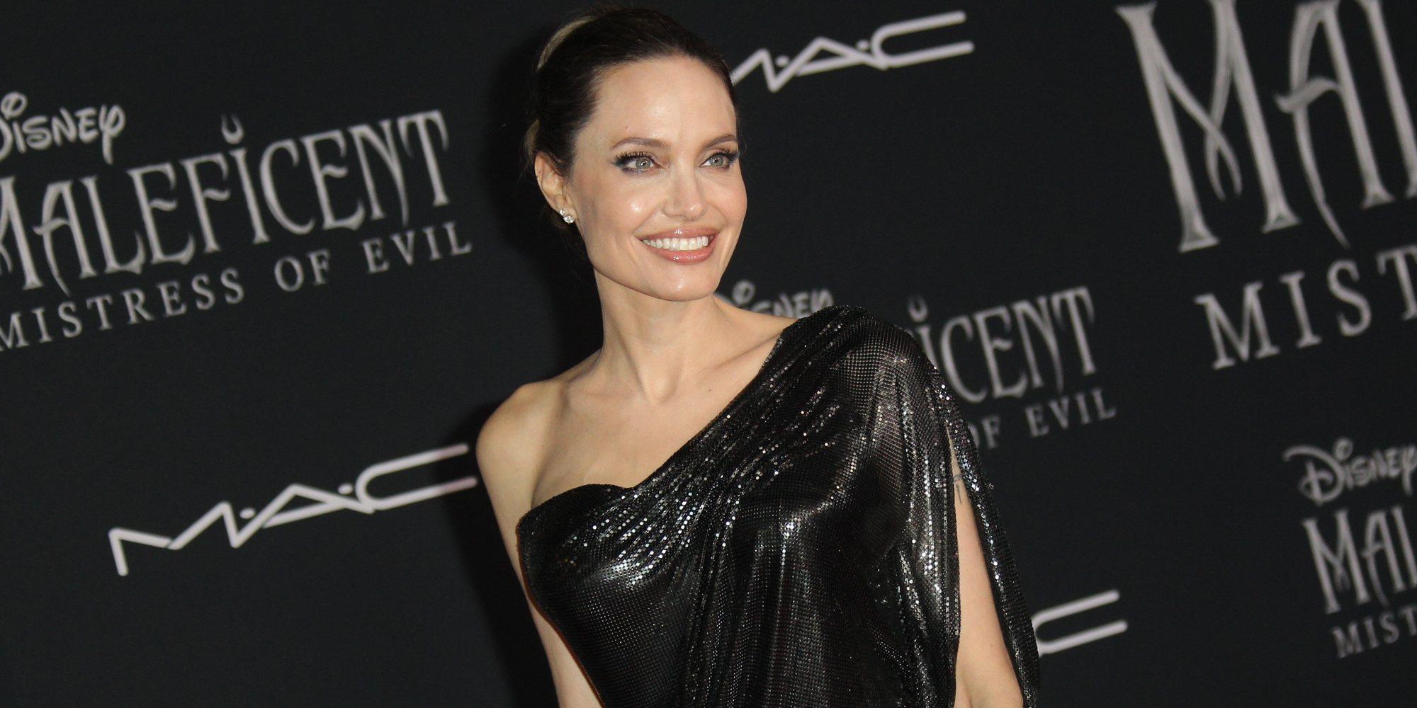 Angelina Jolie Y Elle Fanning Las Dos Protagonistas De La