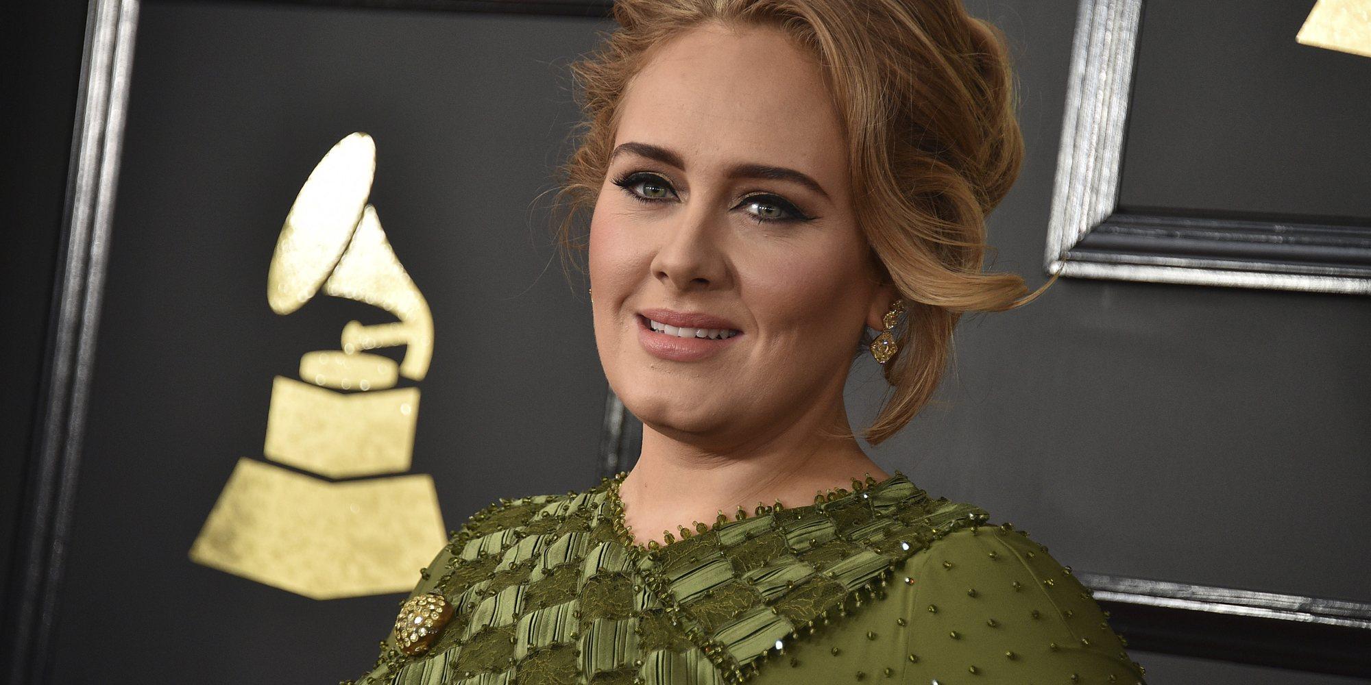 Adele comienza una relación con Skepta tras su separación con Simon Konecki