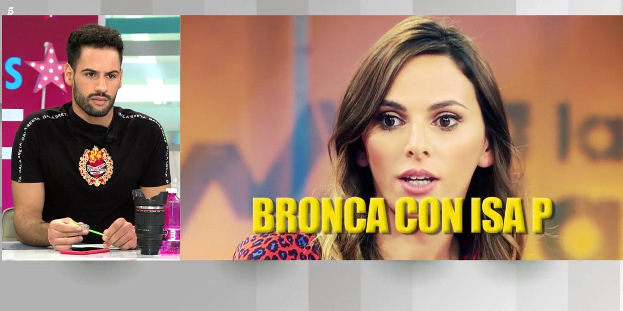 """Asraf responde a Irene Rosales: """"No opines de mi relación, opina de la tuya"""""""