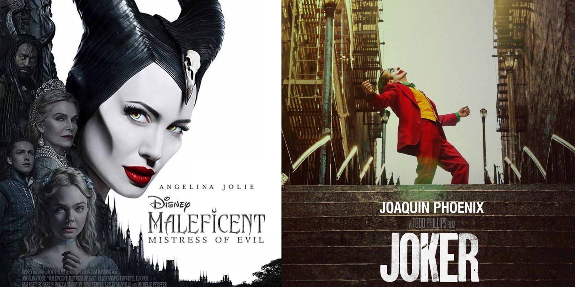 Las 5 películas más esperadas de octubre de 2019
