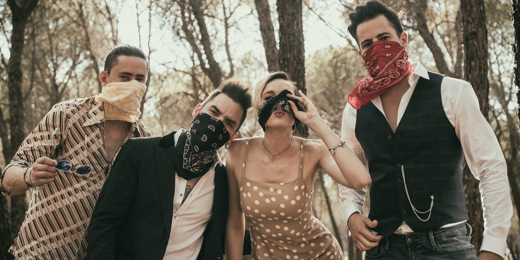 """Jenny & the Mexicats: """"Nuestra multiculturalidad es la piedra base de este grupo"""""""