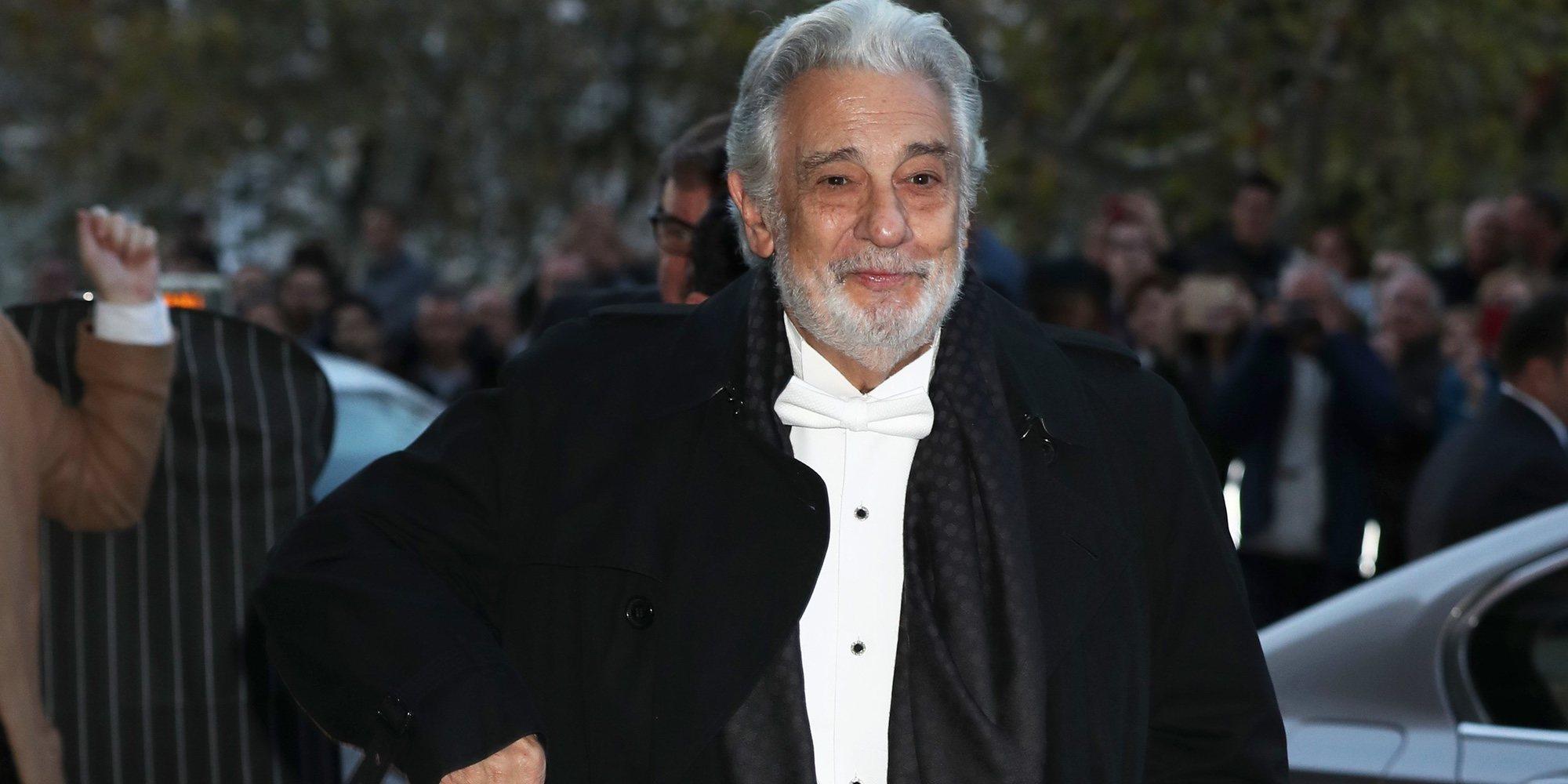 Plácido Domingo dimite como director de la Ópera de Los Ángeles tras las acusaciones por acoso sexual