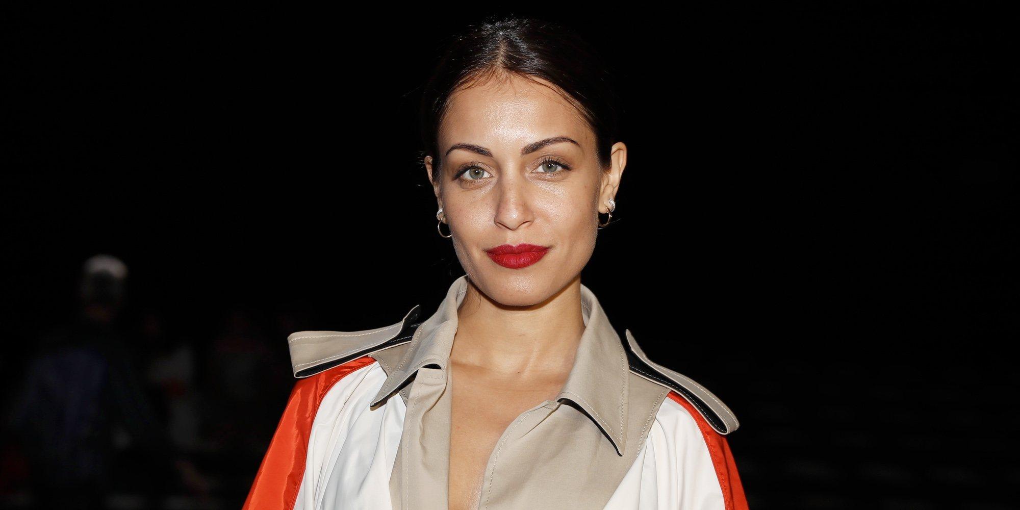 Hiba Abouk anuncia que está embarazada