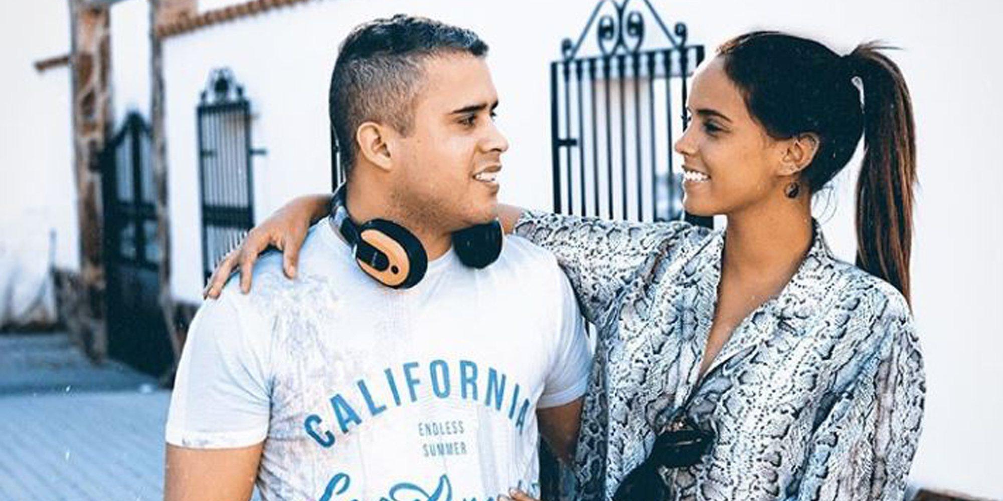 Gloria Camila se reencuentra con su hermano José Fernando y le dedica unas emotivas palabras