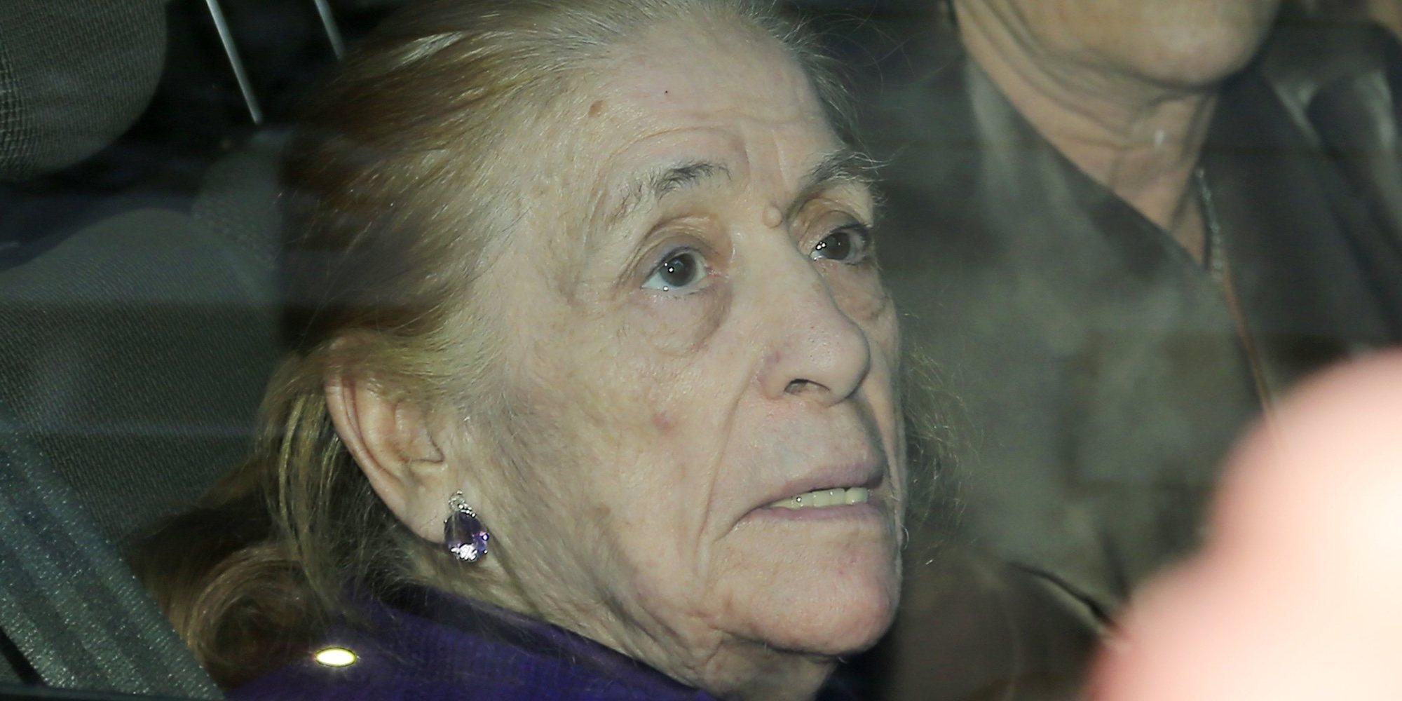 Ana, la madre de Isabel Pantoja, ha sufrido un ictus que se le ha repetido horas después