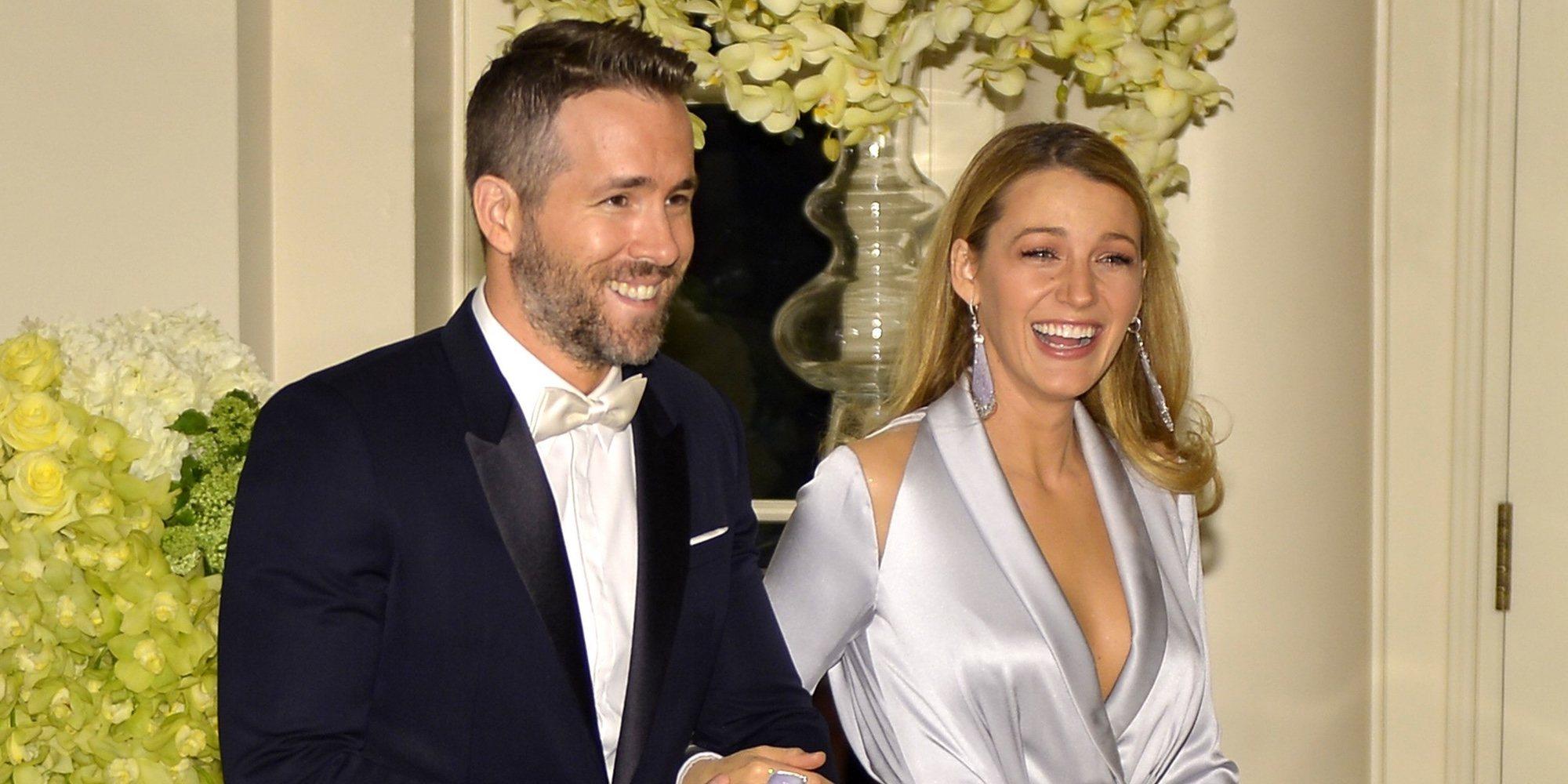 Ryan Reynolds y Blake Lively podrían haber tenido ya a su tercer hijo