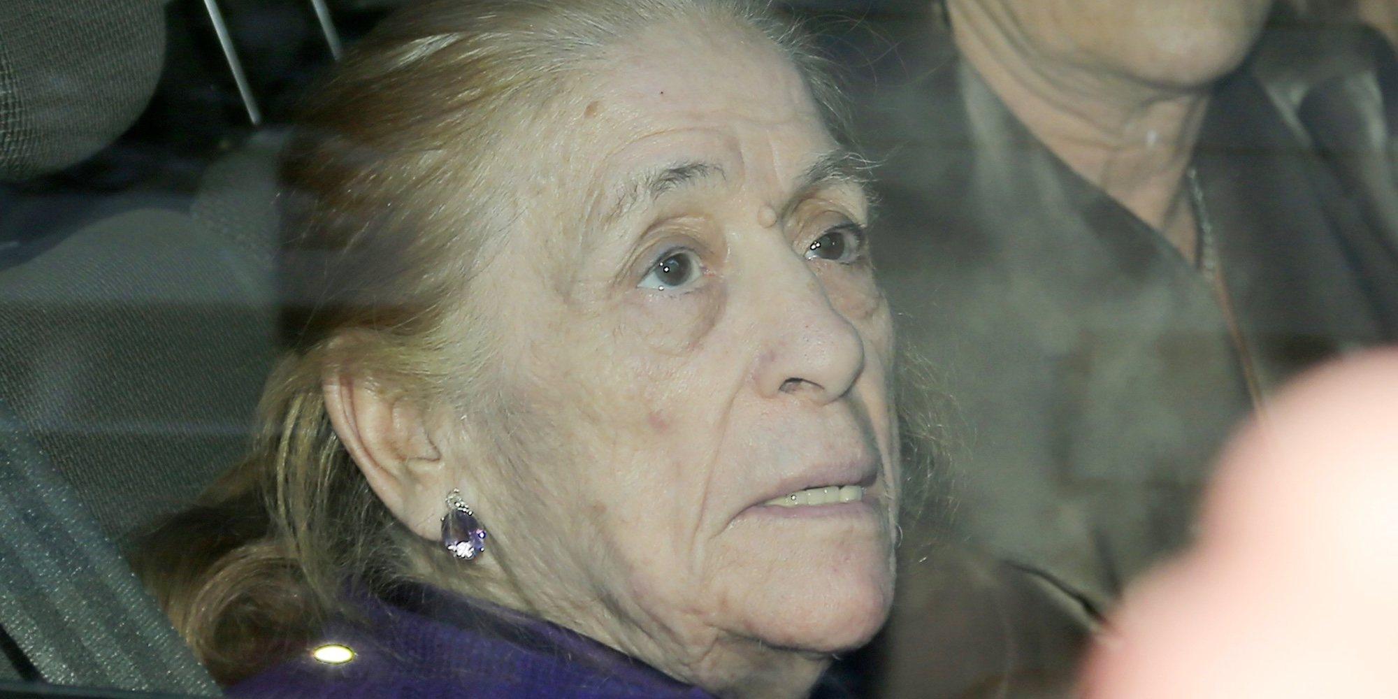 La preocupación de los Pantoja por el delicado estado de salud de Doña Ana