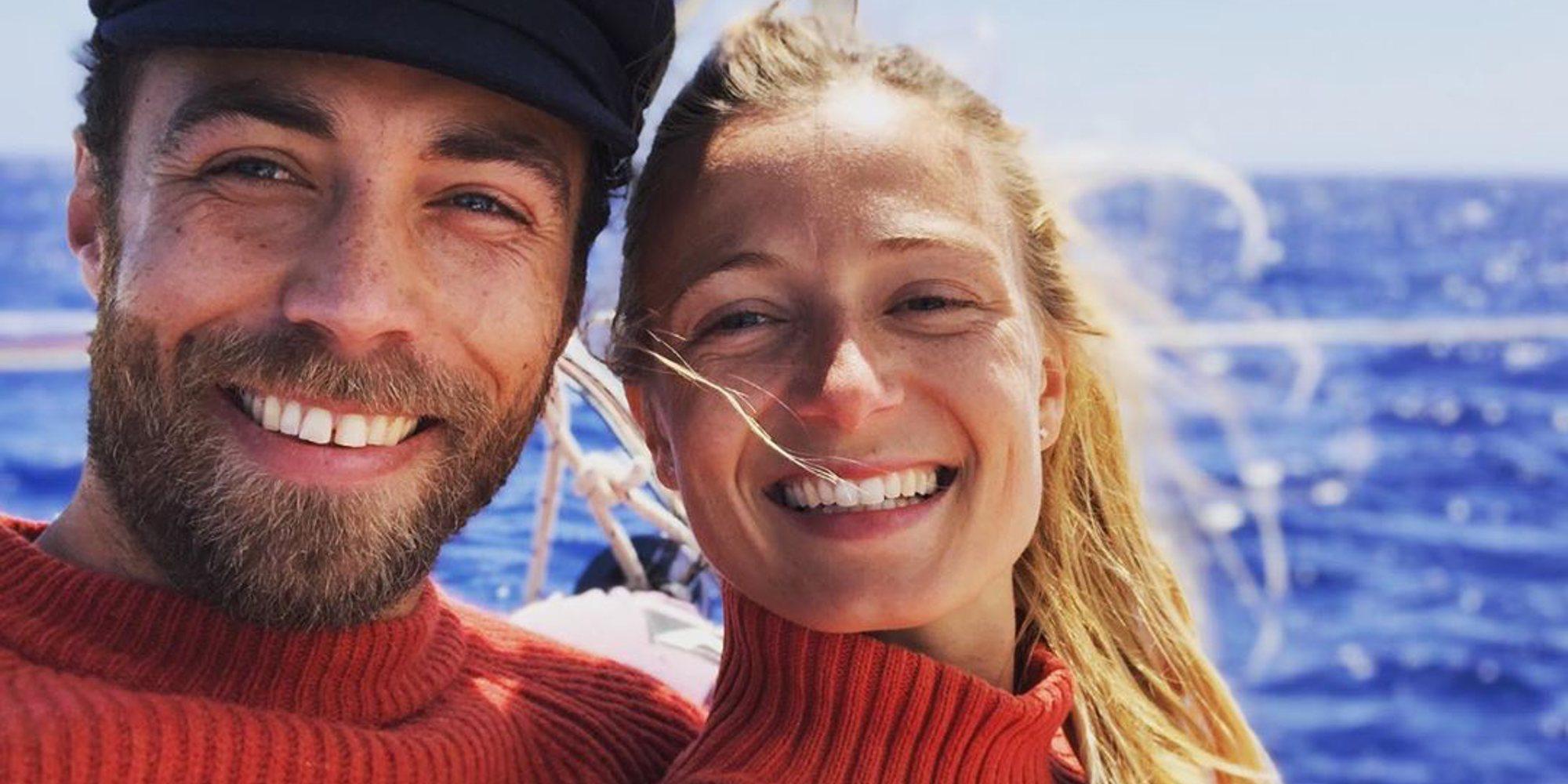James Middleton se compromete con su novia Alizee Thevenet