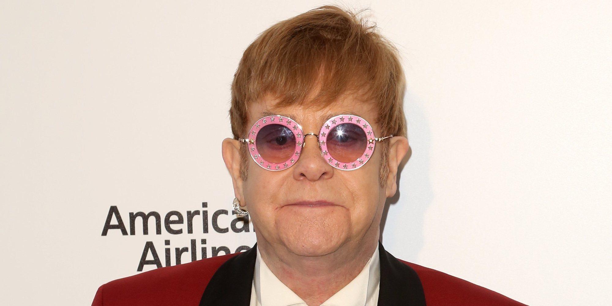 Elton John revela el motivo de su enfado con Lady Di meses antes de su muerte