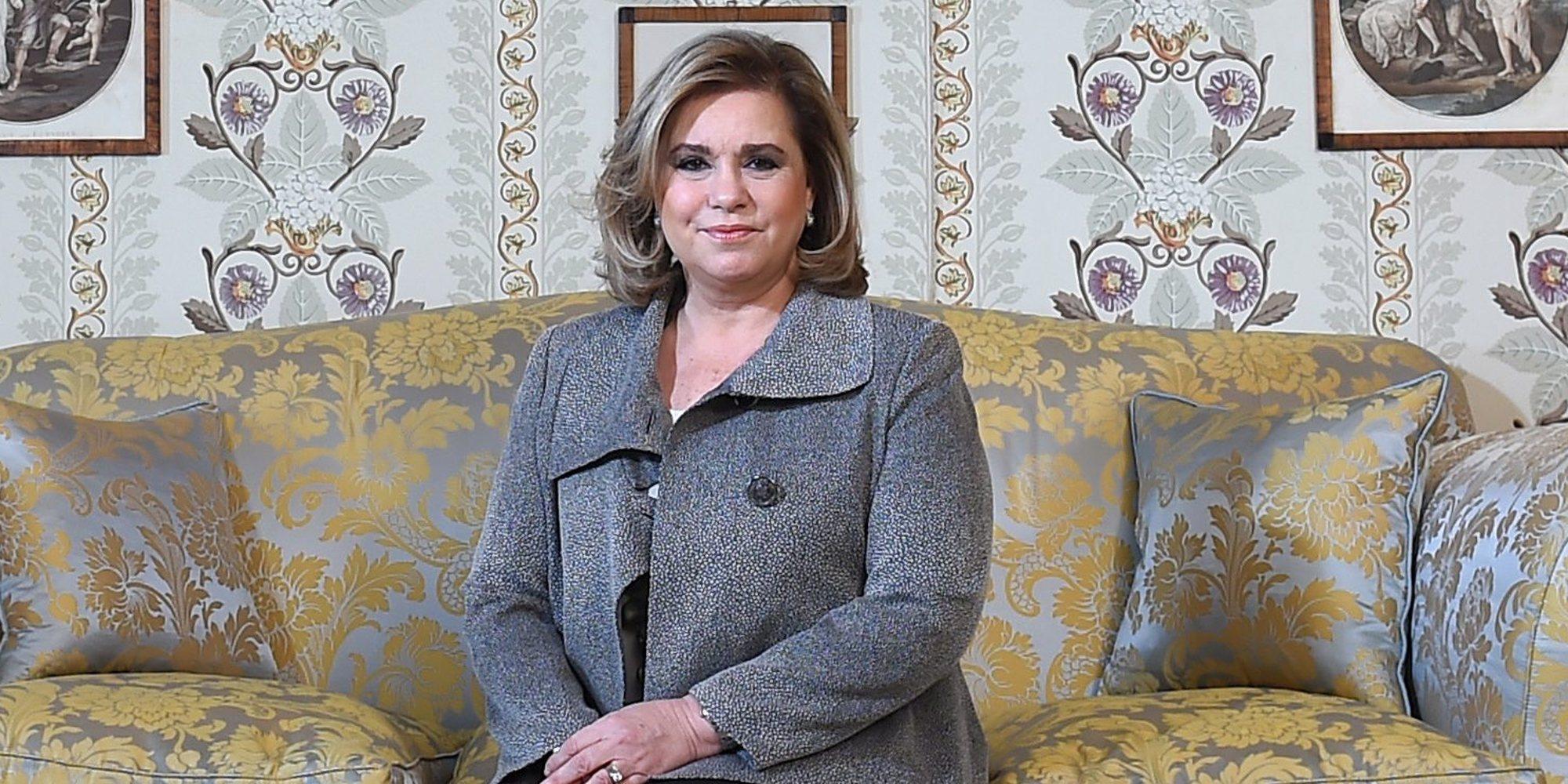 María Teresa de Luxemburgo tendrá que ser operada de la rodilla tras una lesión