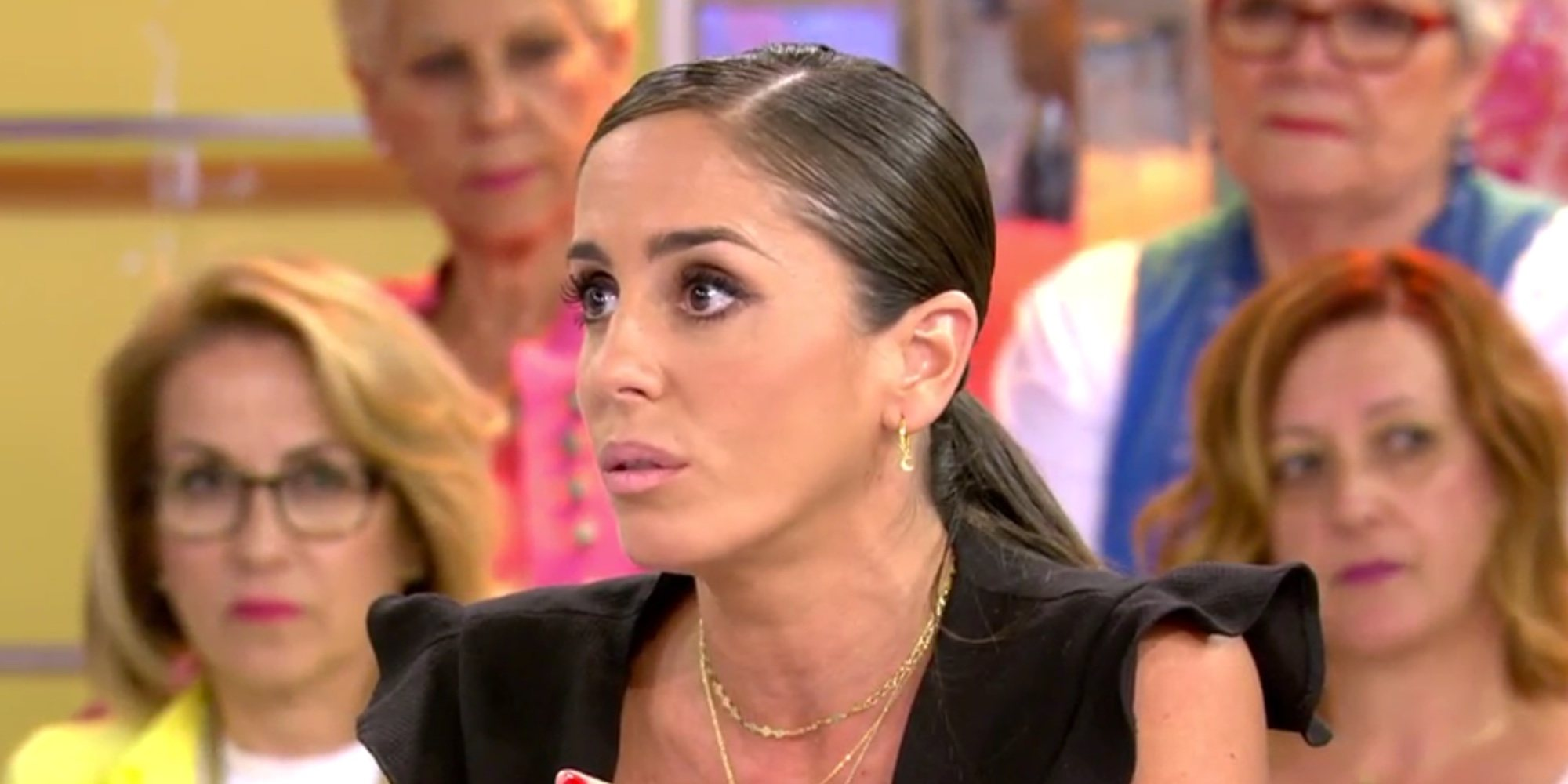 "Anabel Pantoja, muy directa: ""Chabelita no va a ir al hospital a ver mi abuela Doña Ana"""
