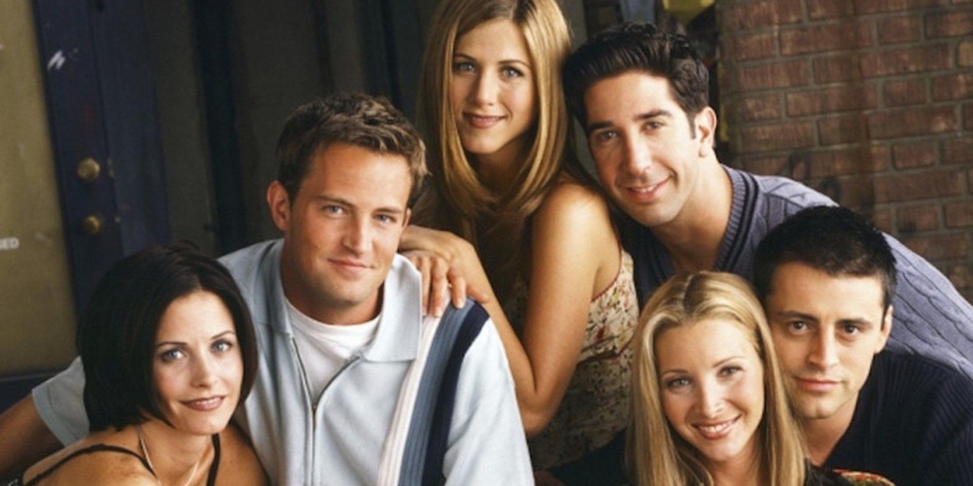 Matt LeBlanc, Jennifer Aniston y Courteney Cox protagonizan un nuevo reencuentro de 'Friends'