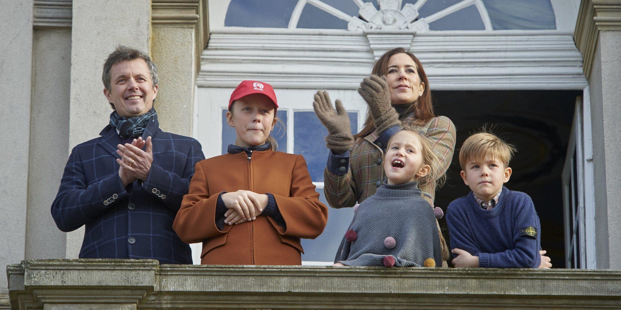 Federico y Mary de Dinamarca deciden enviar a sus cuatro hijos a un internado en Suiza