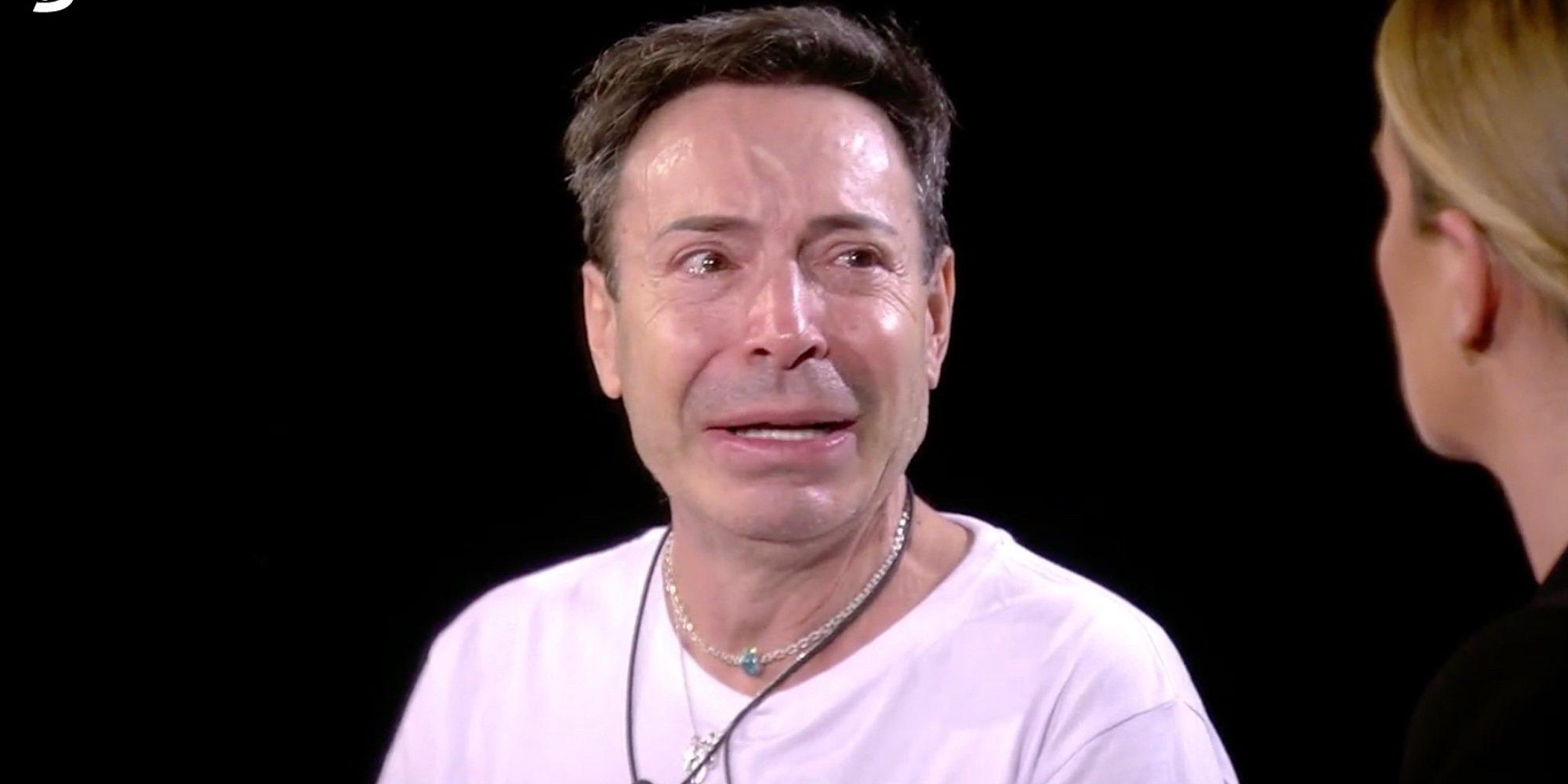 """Maestro Joao, desolado ante la visita de Carlota Corredera en 'GH VIP 7': """"Tengo miedo"""""""