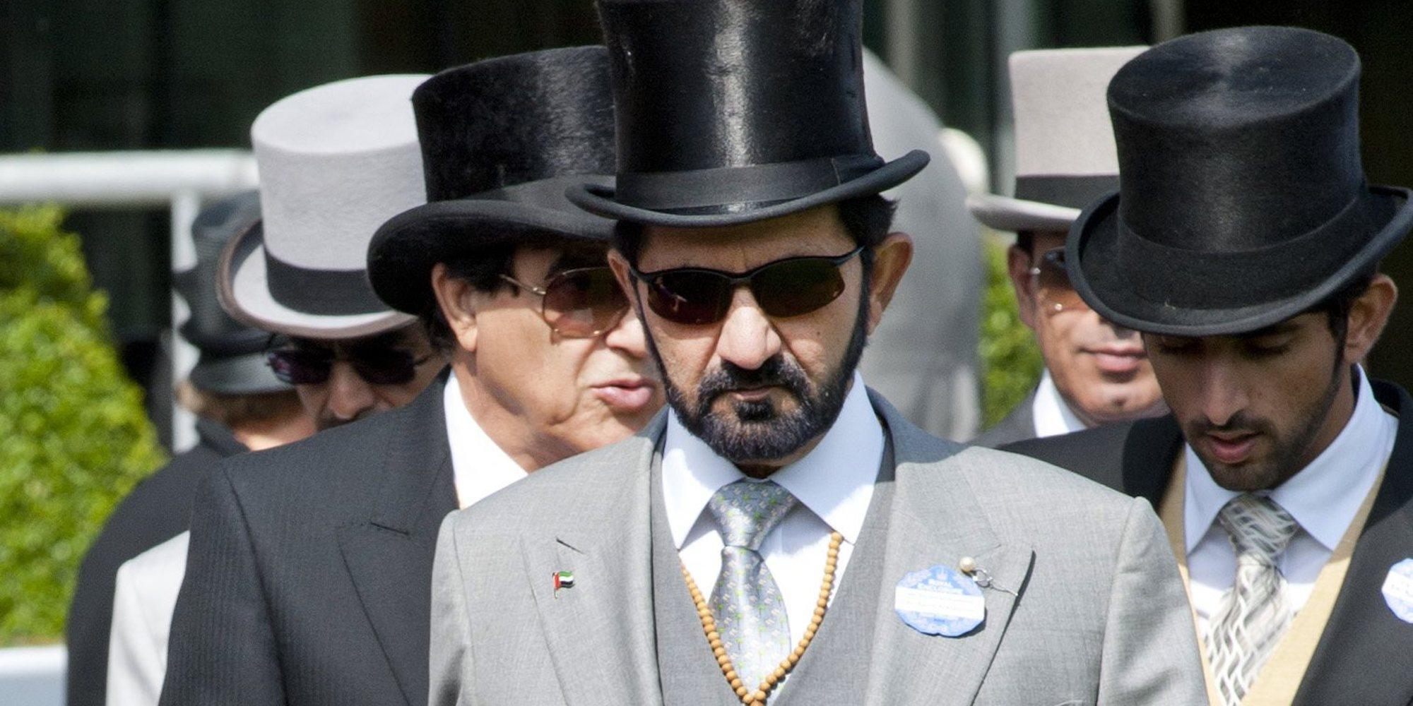 El emir de Dubai prefiere irse de compras de lujo antes que asistir al juicio con Haya de Jordania