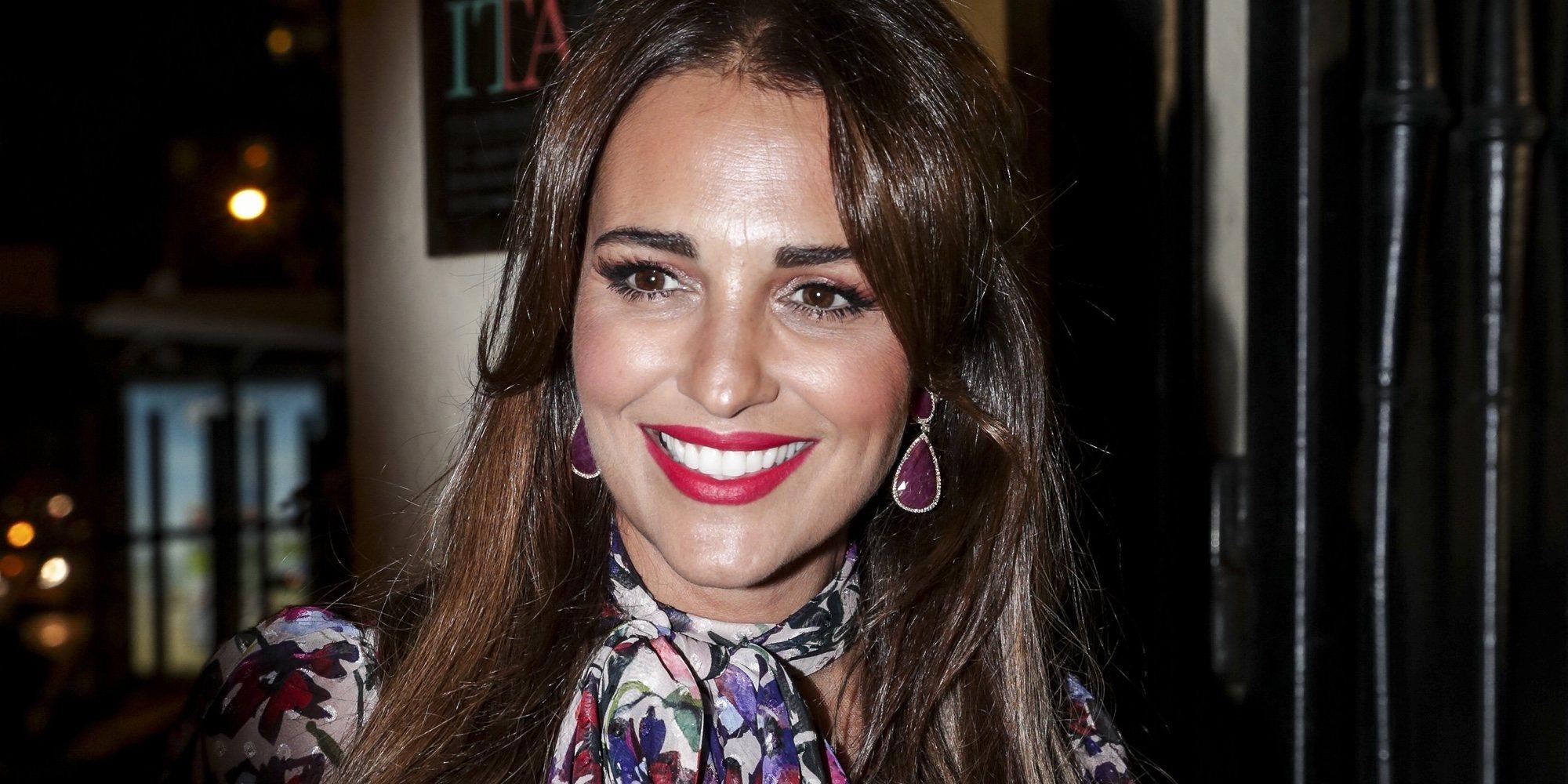 Paula Echevarría revela el motivo por el que Miguel Torres no posa con ella