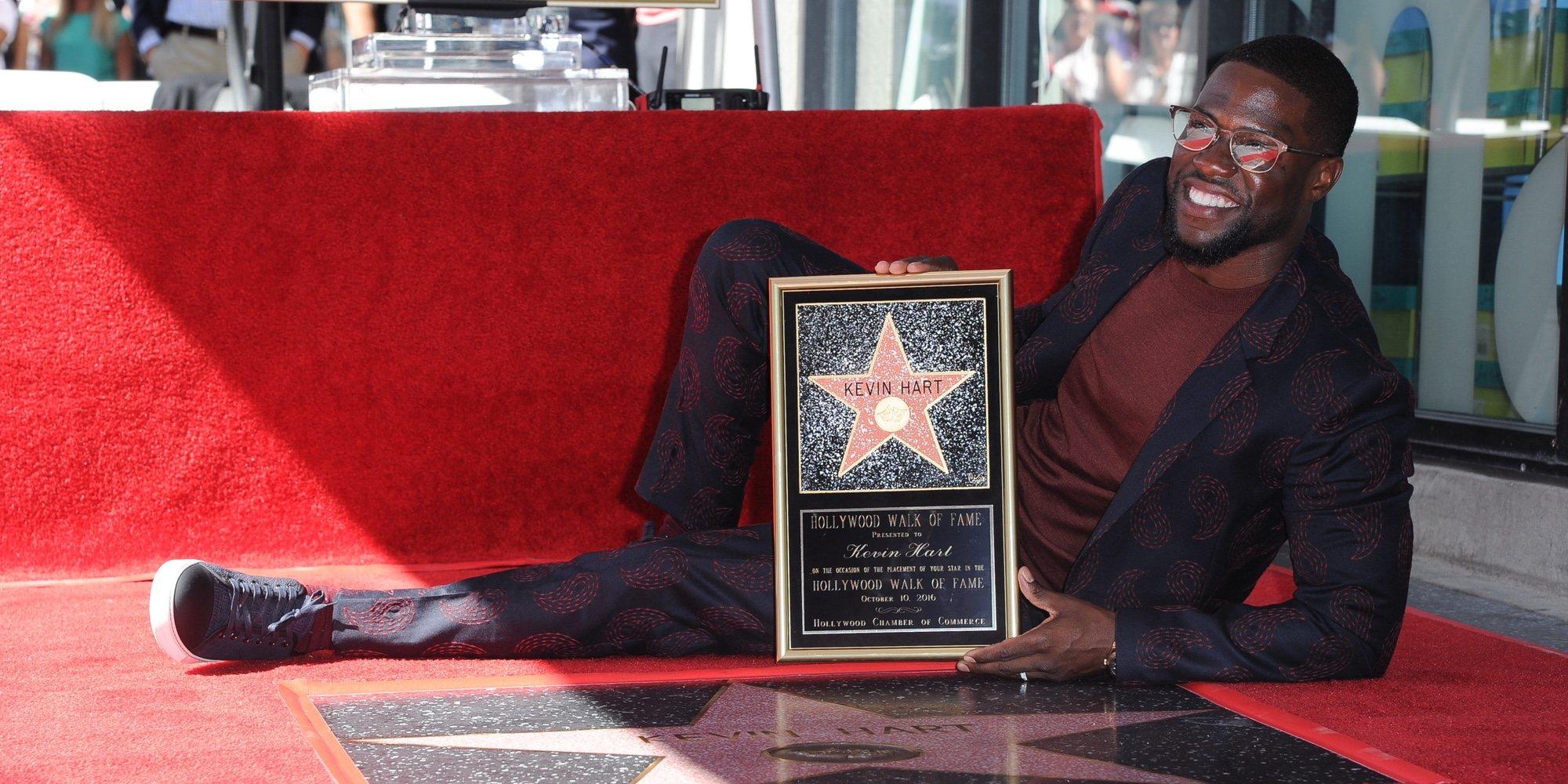Kevin Hart habla por primera vez después de su grave accidente de coche