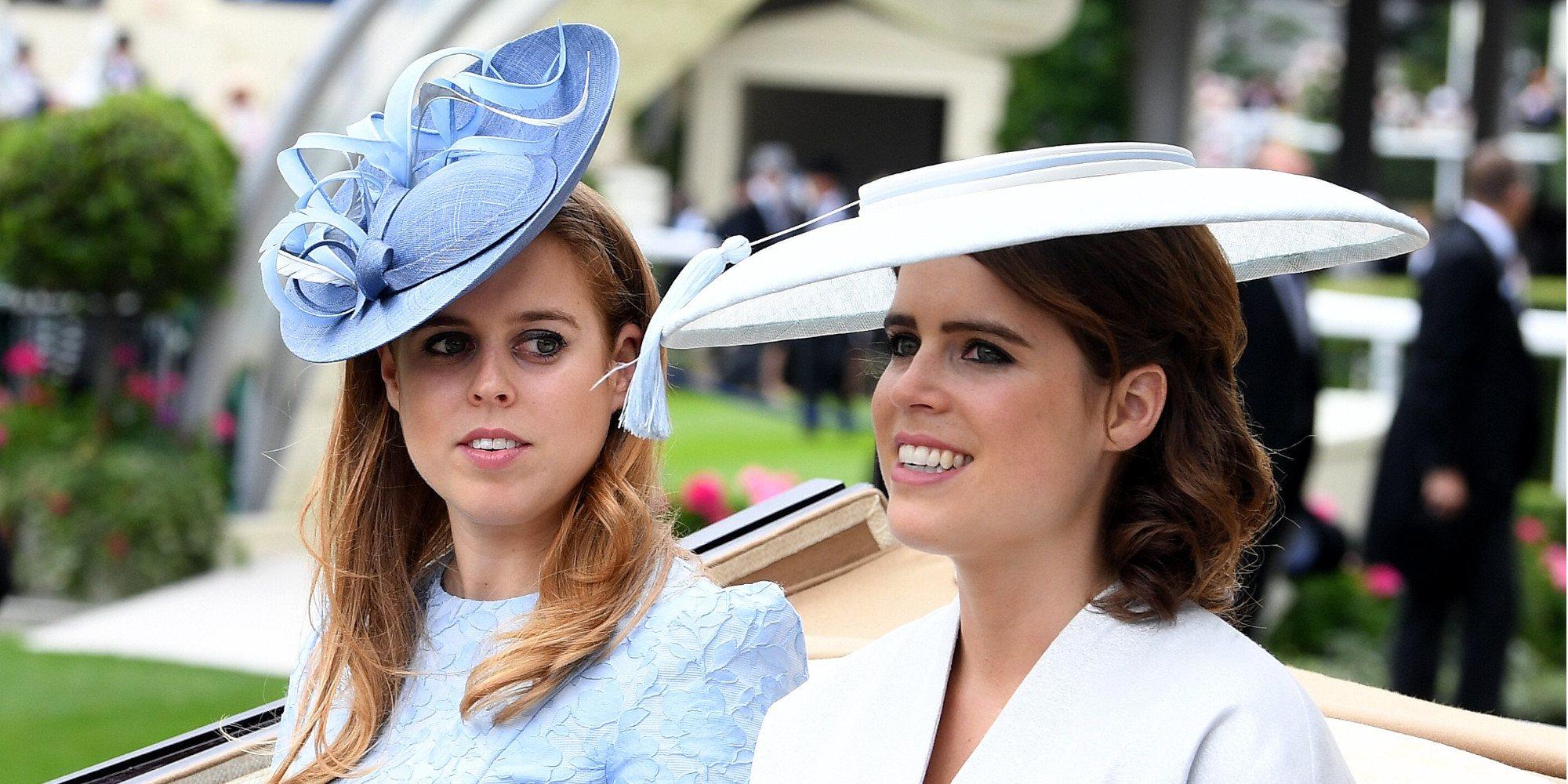 Así son y así se llevan Beatriz y Eugenia de York, dos cómplices hermanas condenadas a vivir en un rango inferior