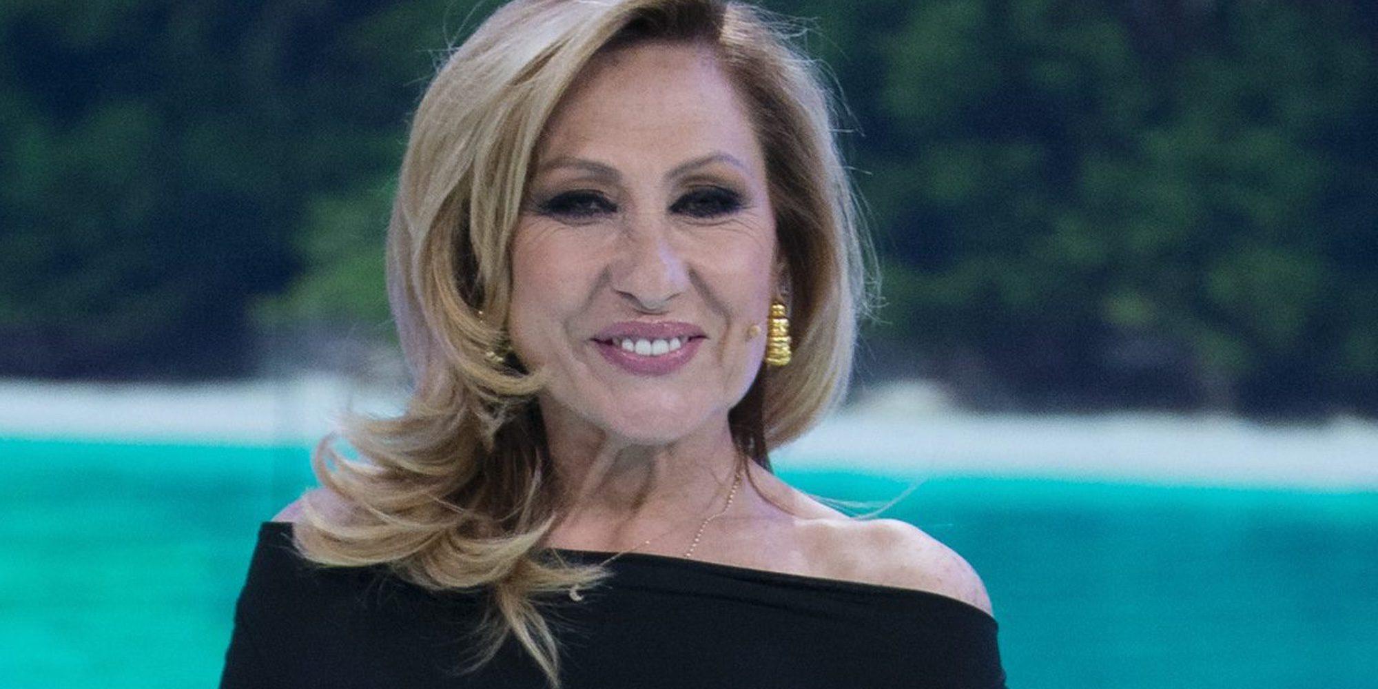 """El tenso reencuentro entre Kiko Hernández y Rosa Benito en los pasillos de Mediaset: """"Debe estar avergonzada"""""""