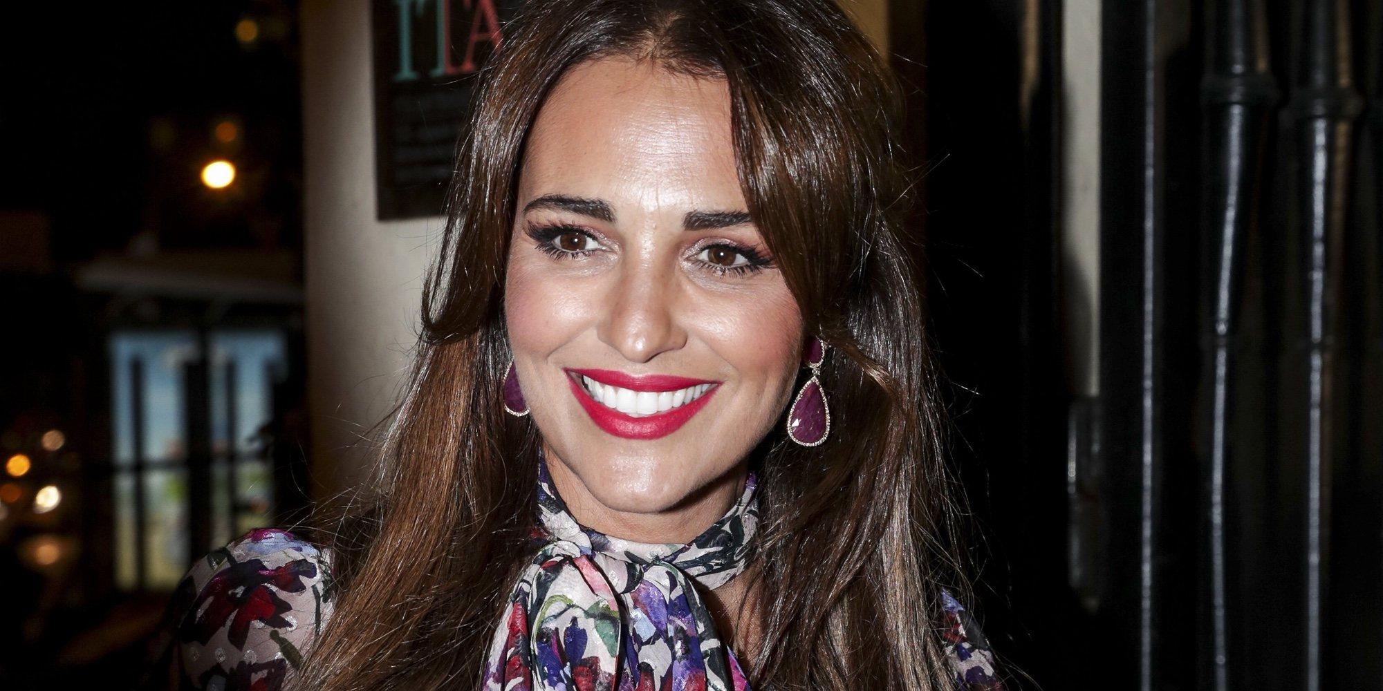 Paula Echevarría disfruta del fin de semana con la familia de Miguel Torres