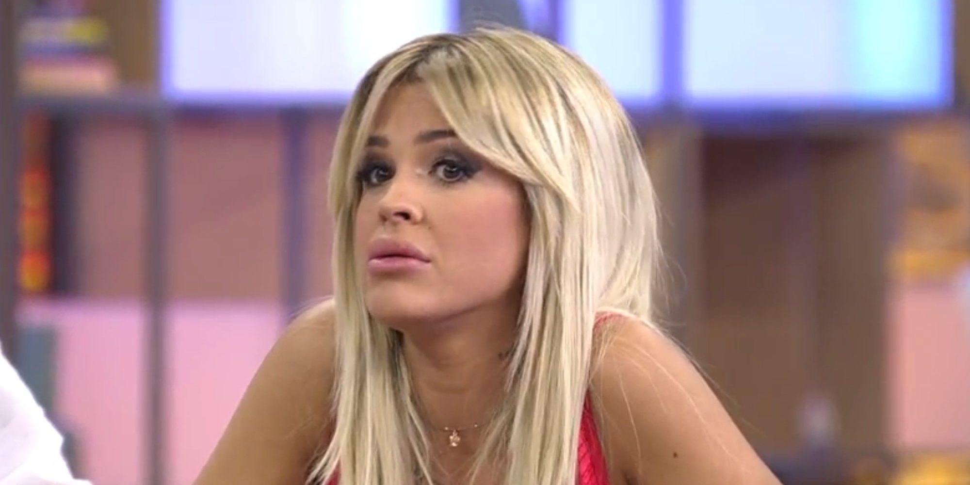 """Ylenia cuenta en 'Viva la vida' la 'jugarreta' que le hizo Antonio Tejado en Telecinco: """"Es jugar muy sucio"""""""