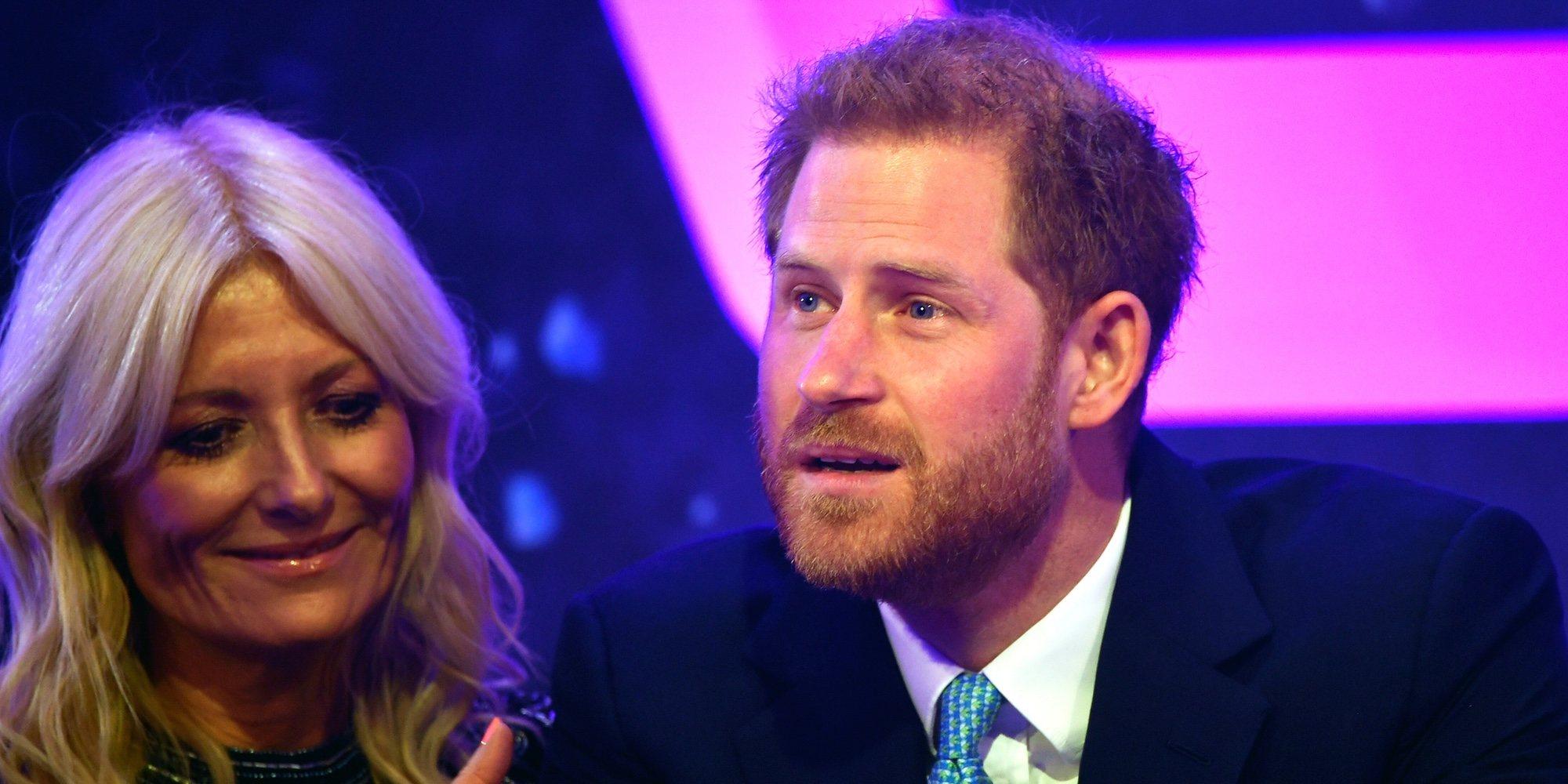El emotivo discurso en el que el Príncipe Harry se emocionó al hablar de Archie y al recordar el embarazo de Meghan Markle