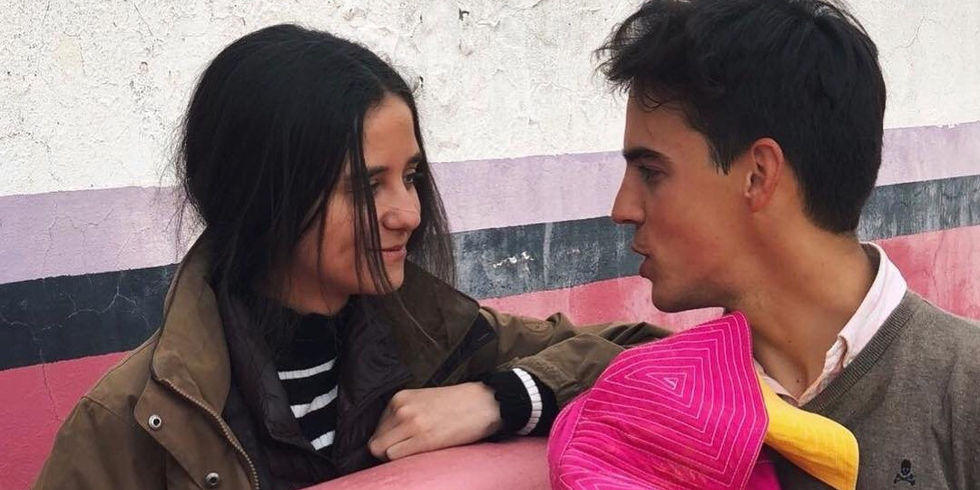 Victoria Federica visita a Gonzalo Caballero en el hospital tras la gravísima cogida que sufrió