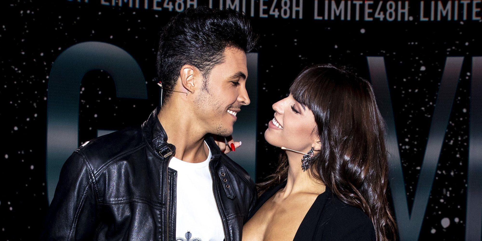 Sofía Suescun y Kiko Jiménez cuentan en 'GH VIP 7' su tórrida noche de pasión en la ducha