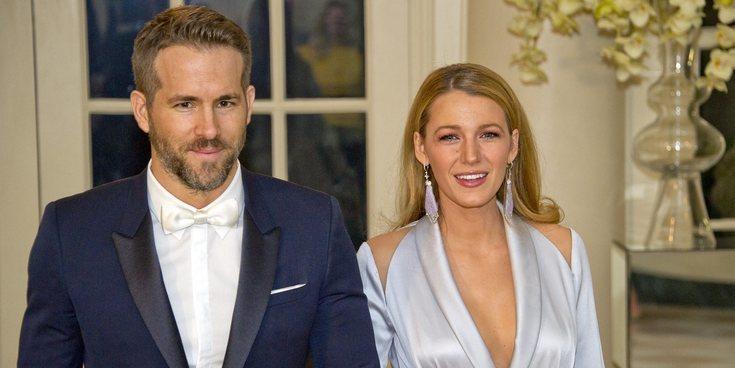 Ryan Reynolds y Blake Lively confirman el nacimiento de su tercer bebé revelando también el sexo