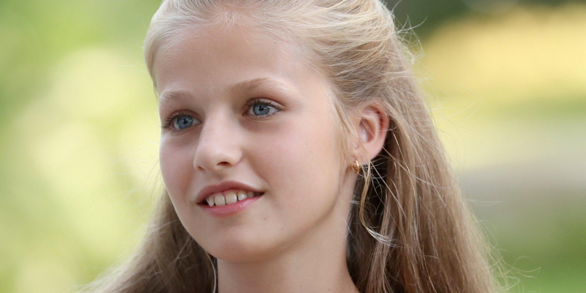 La Princesa Leonor dará dos discursos durante los actos por la entrega de los Premios Princesa de Asturias 2019