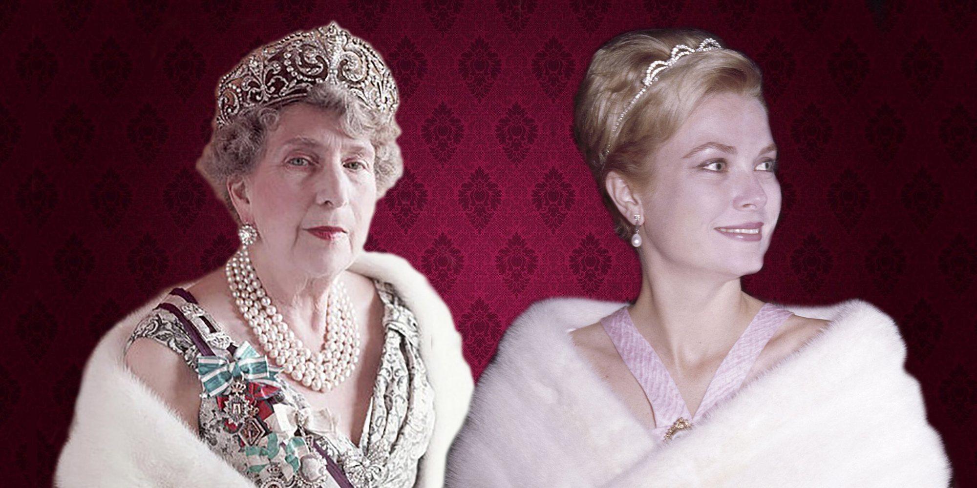 La Reina Victoria Eugenia y Grace de Mónaco: una amistad real marcada por el interés común