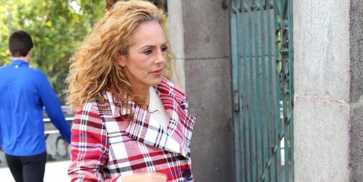 Rocío Carrasco podría tener una deuda de 1.005.000 euros con la Comunidad de Madrid