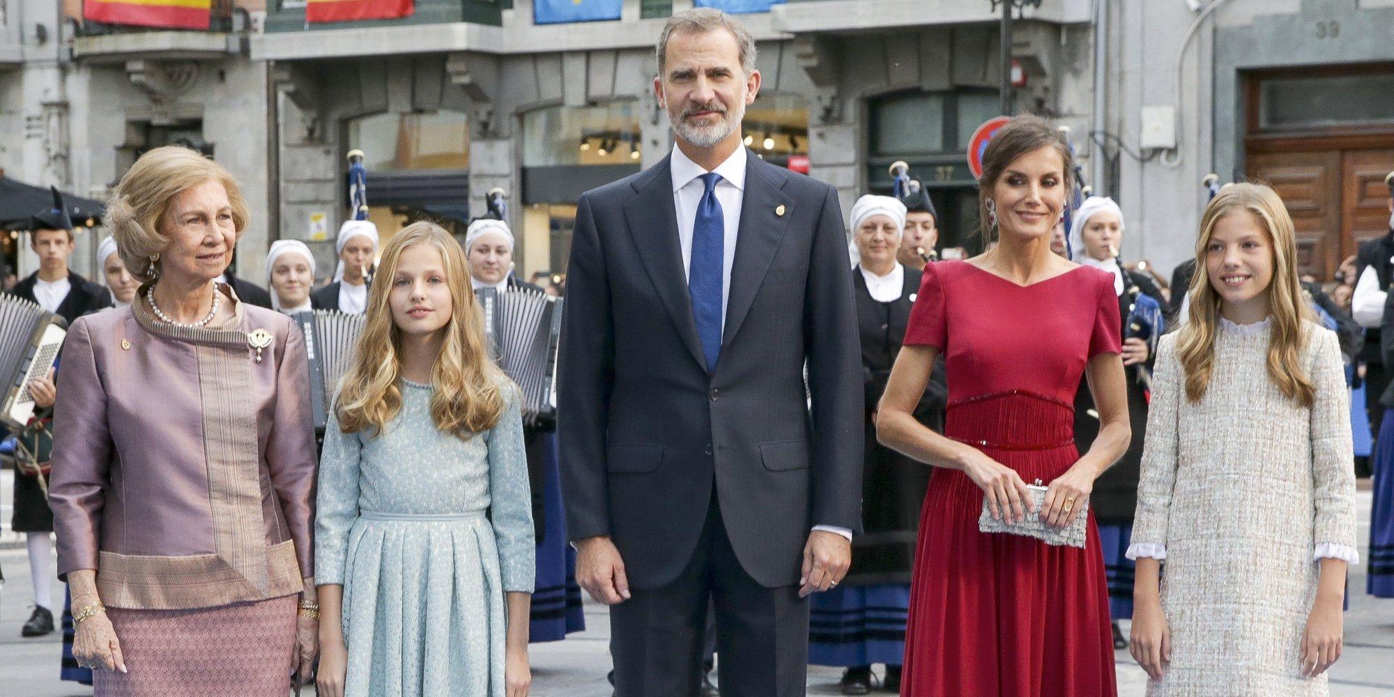 Premios Princesa de Asturias 2019: referencias familiares, el perfecto inglés de la Princesa Leonor y otras anécdotas
