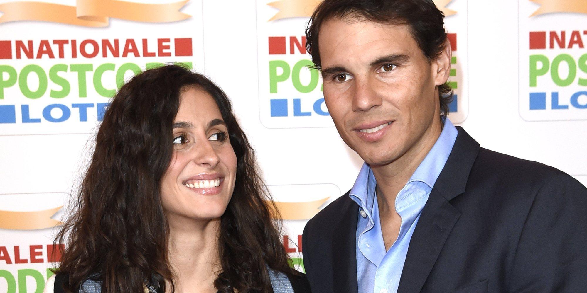 Primeras imágenes de la boda de Rafa Nadal y Xisca Perelló en Mallorca
