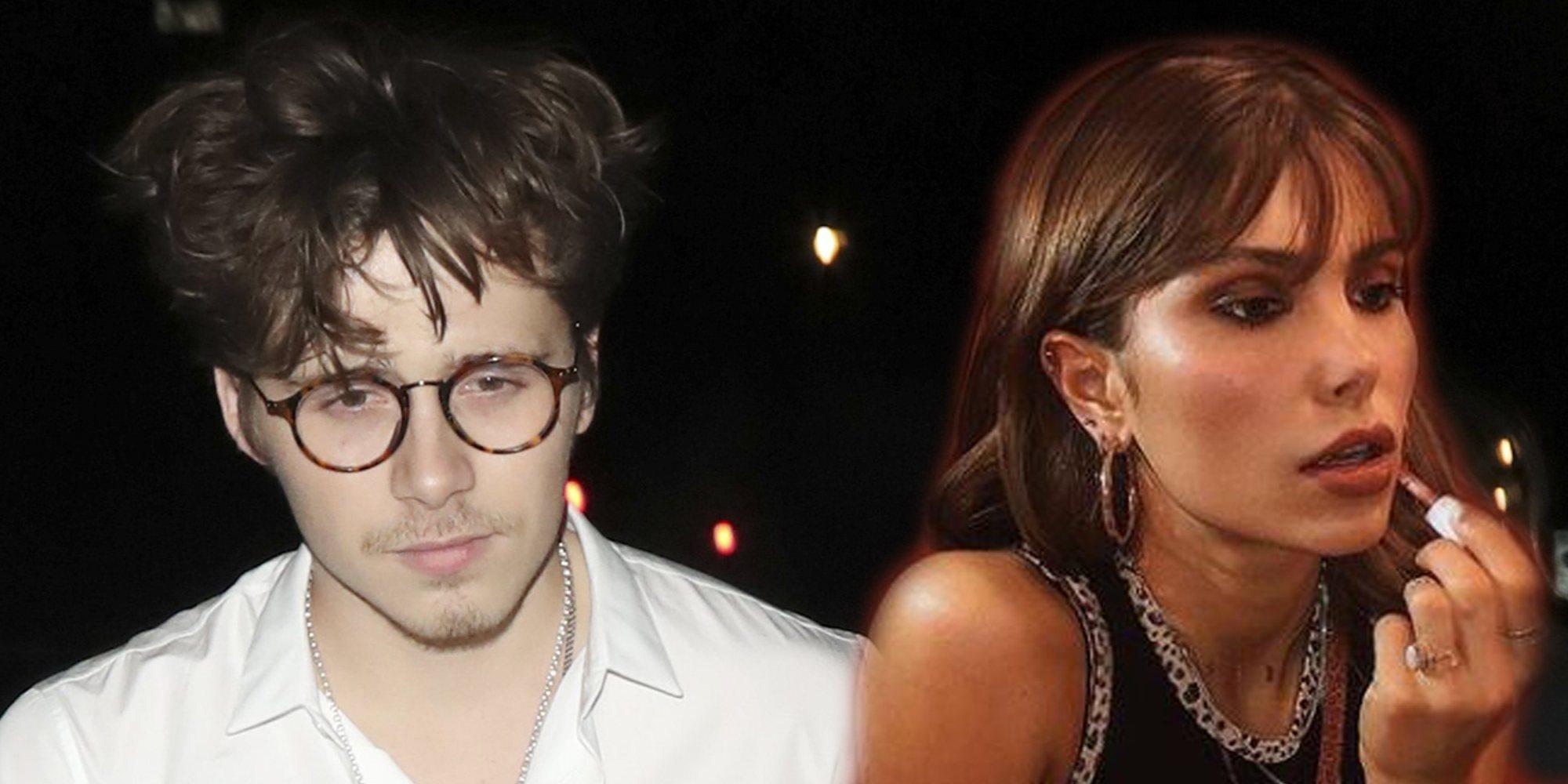 La nueva novia de Brooklyn Beckham es un clon de su madre Victoria Beckham