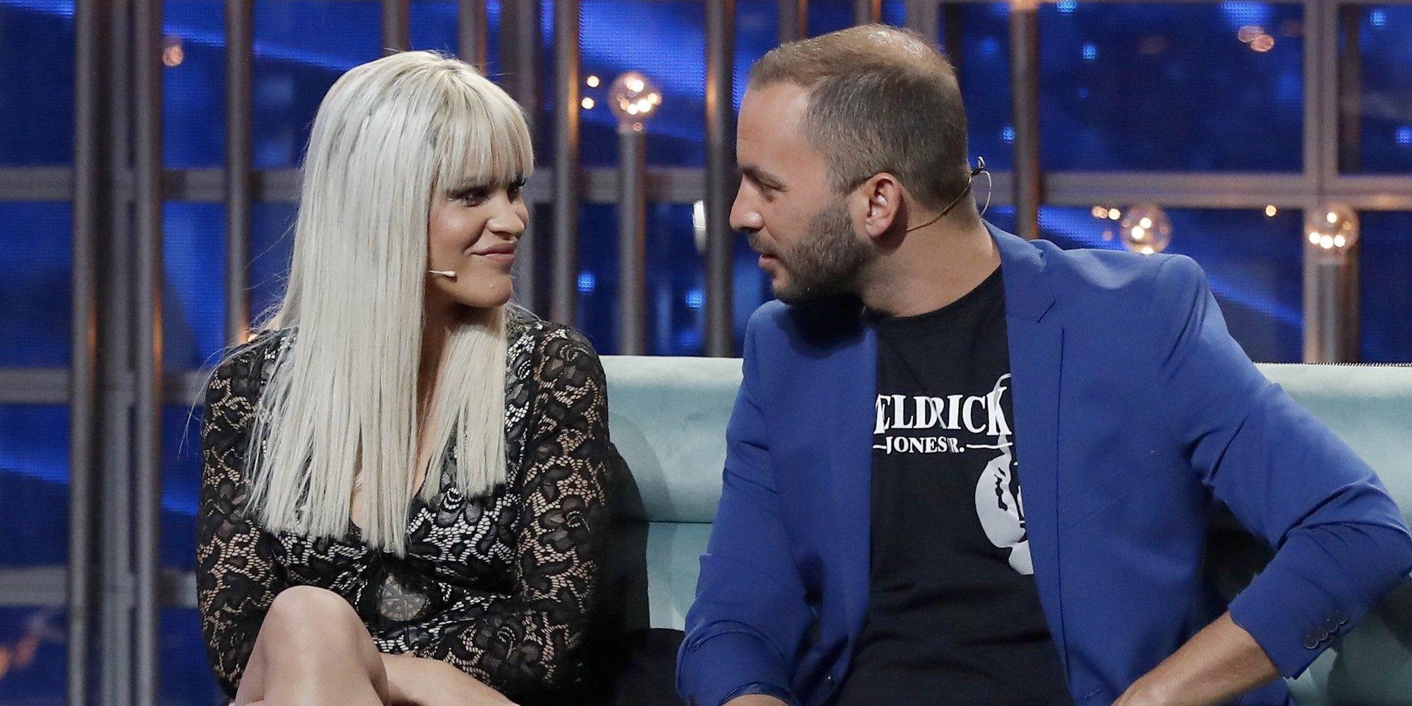 """Ylenia de Antonio Tejado: """"En el debate de 'GH VIP 7' estuvo como un baboso detrás de mí"""""""