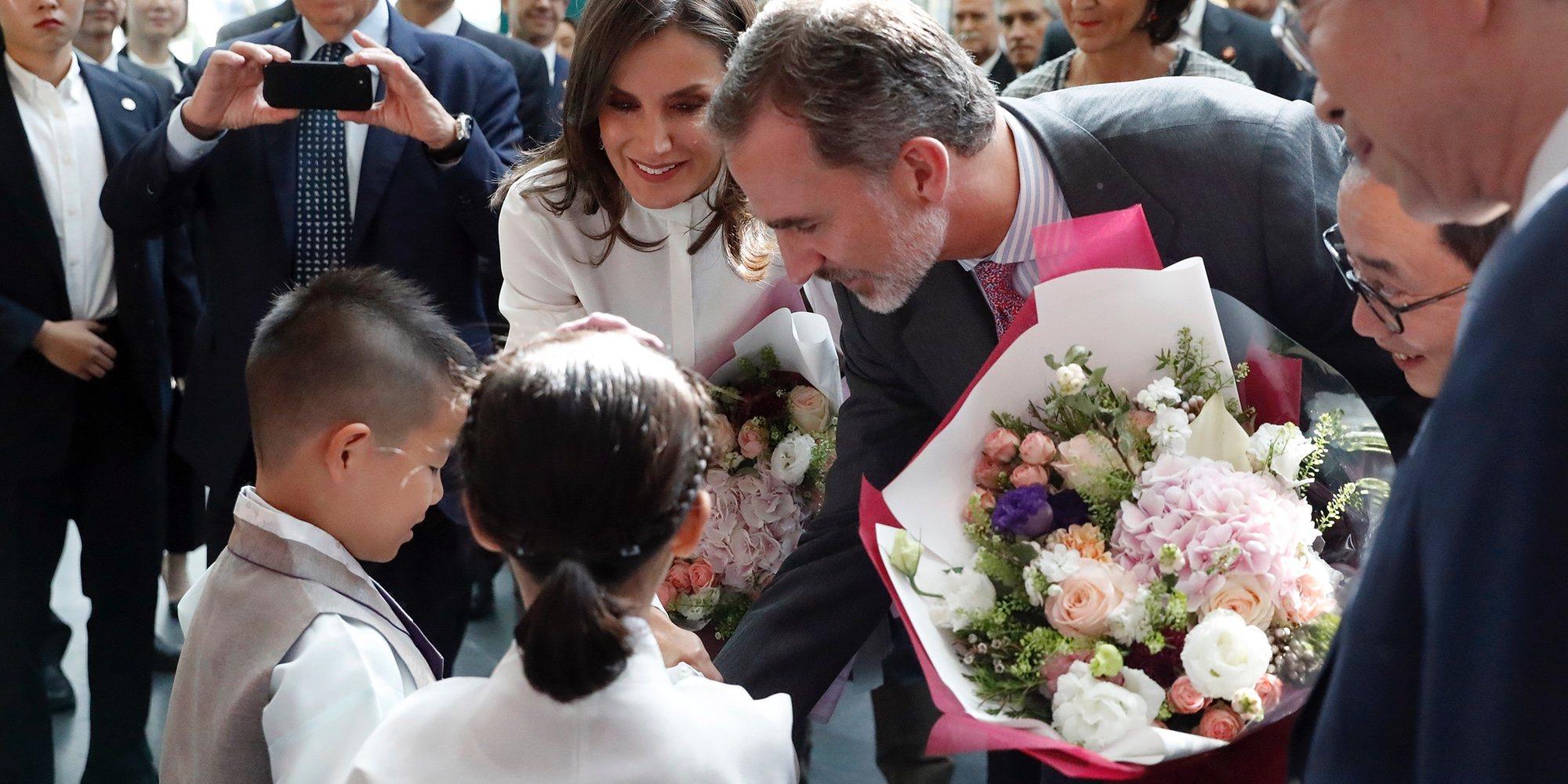 Así ha sido el Viaje de Estado de los Reyes Felipe y Letizia a Corea del Sur