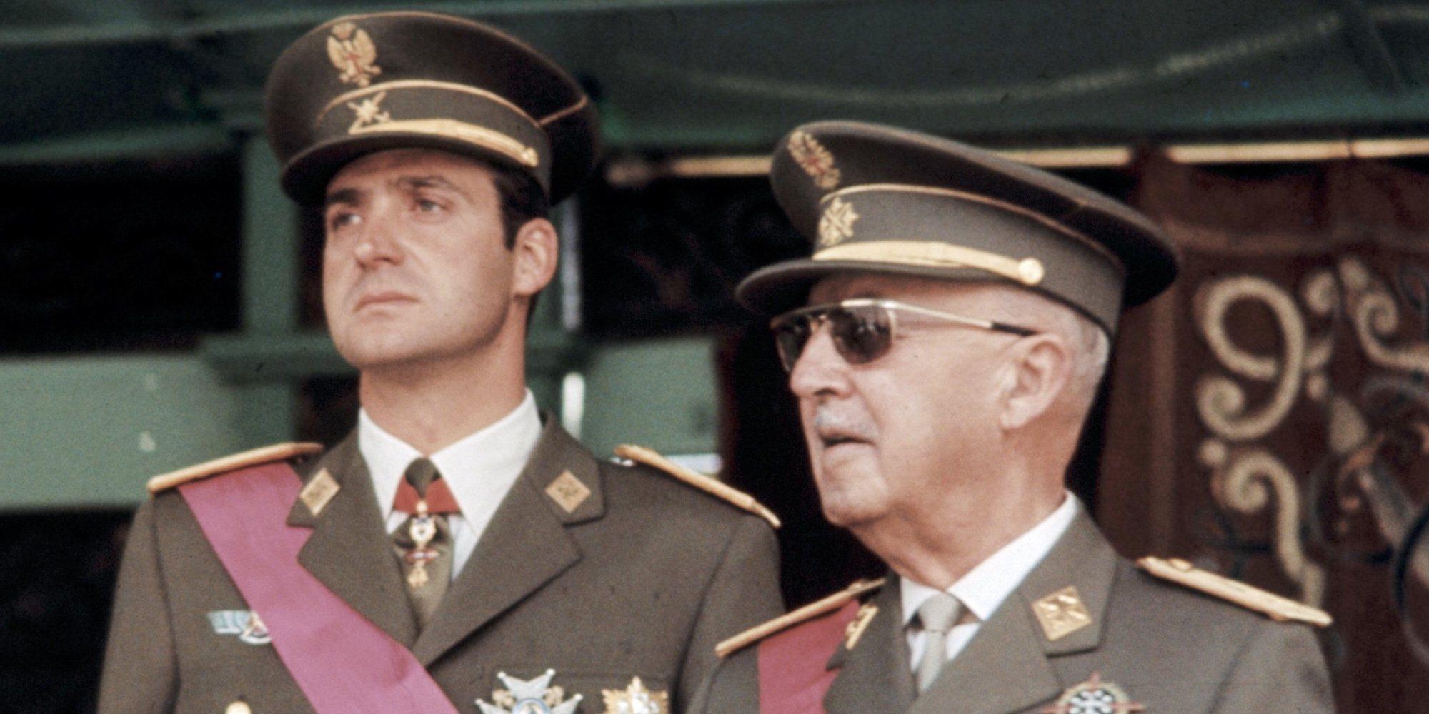 La opinión del Rey Juan Carlos sobre la exhumación de Franco y la broma sobre lo que le puede pasar a él