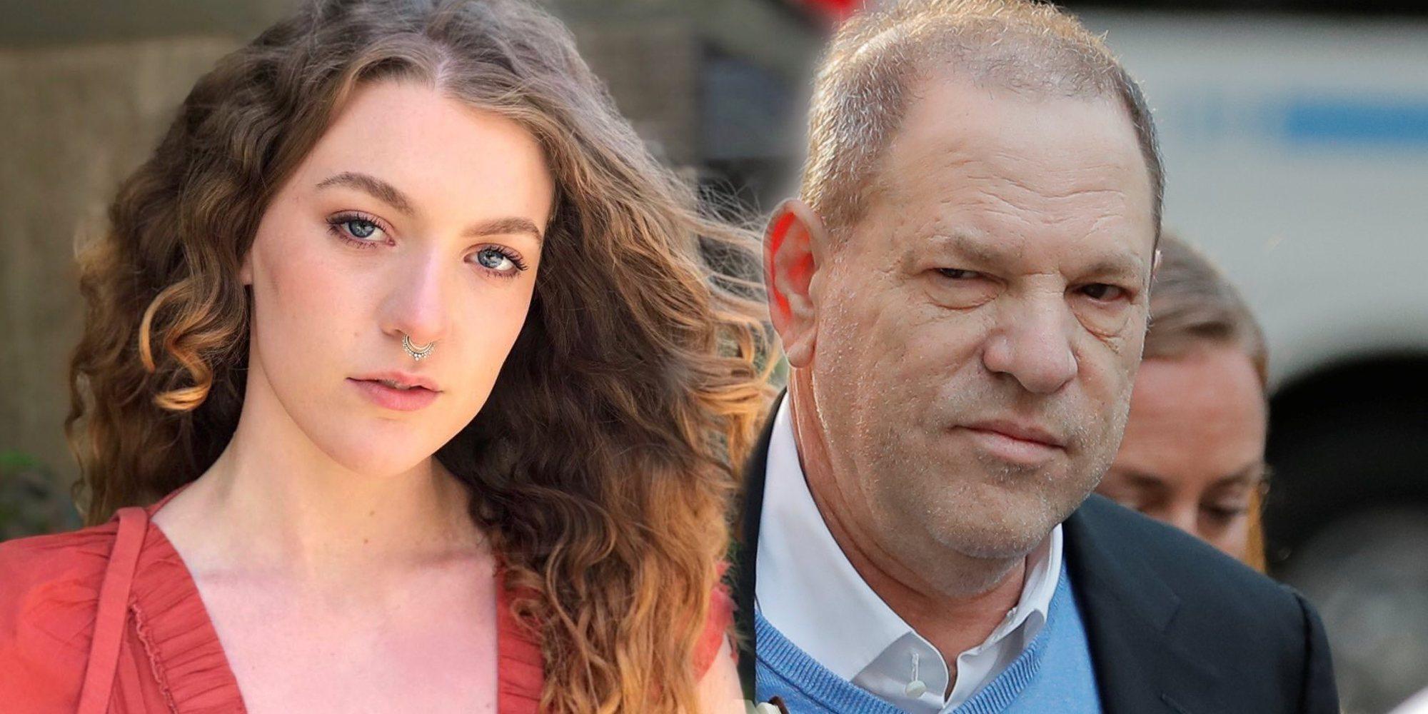 La actriz Zoe Stuckless relata cómo se encaró a Harvey Weinstein en un fiesta hasta que fue expulsada