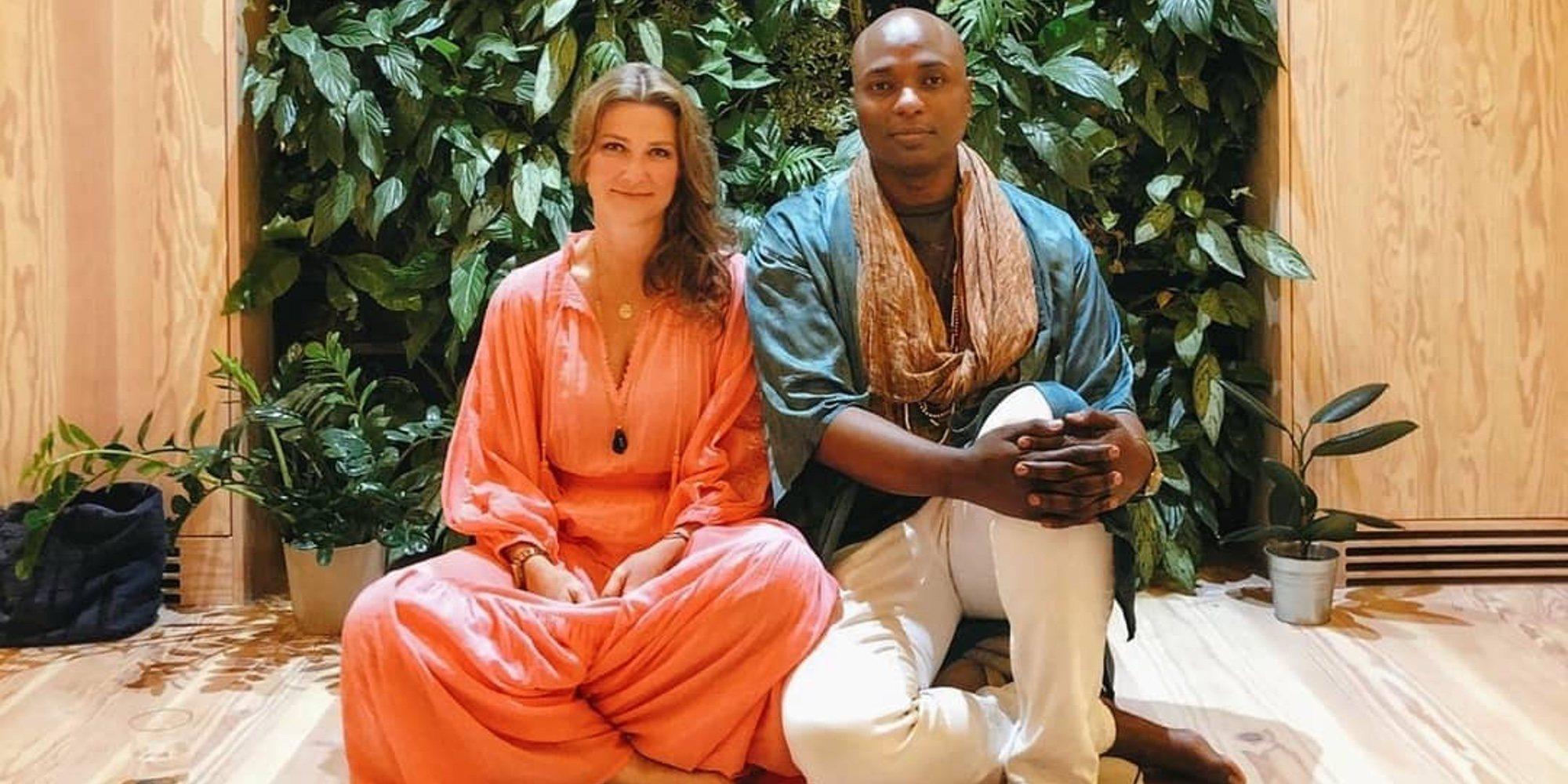 Censuran el libro de Shaman Durek Verret, novio de la Princesa Marta Luisa de Noruega