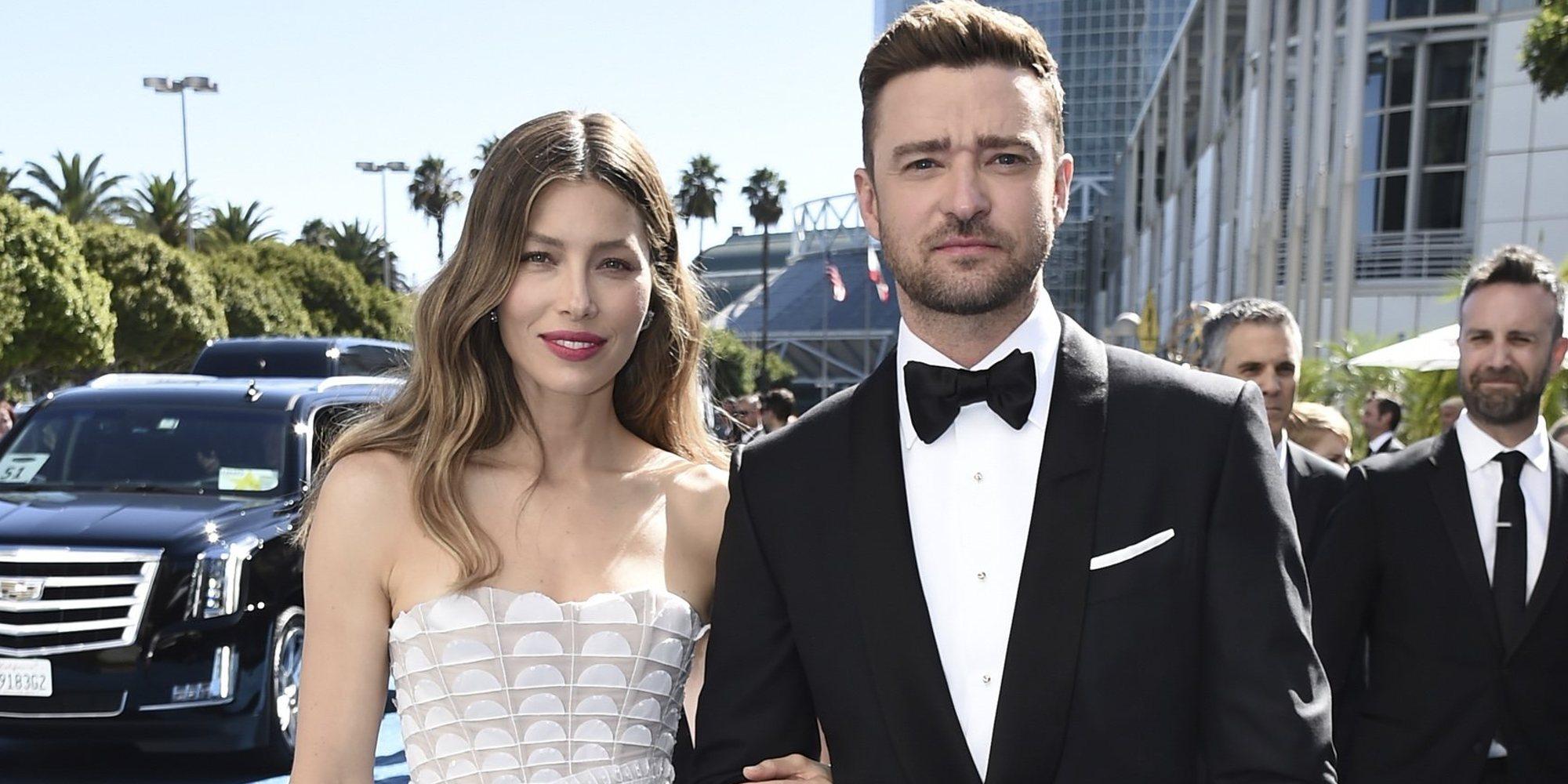 El divertido disfraz de Jessica Biel y Justin Timberlake en una fiesta de Halloween