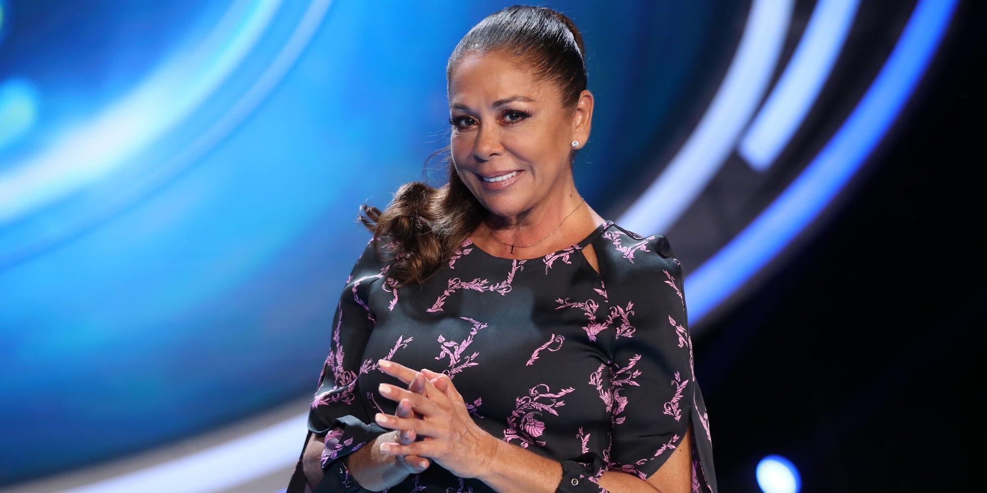 """Isabel Pantoja ('Idol Kids'): """"Mis hijos tienen que recibir las críticas como vengan para hacerlo mejor"""""""