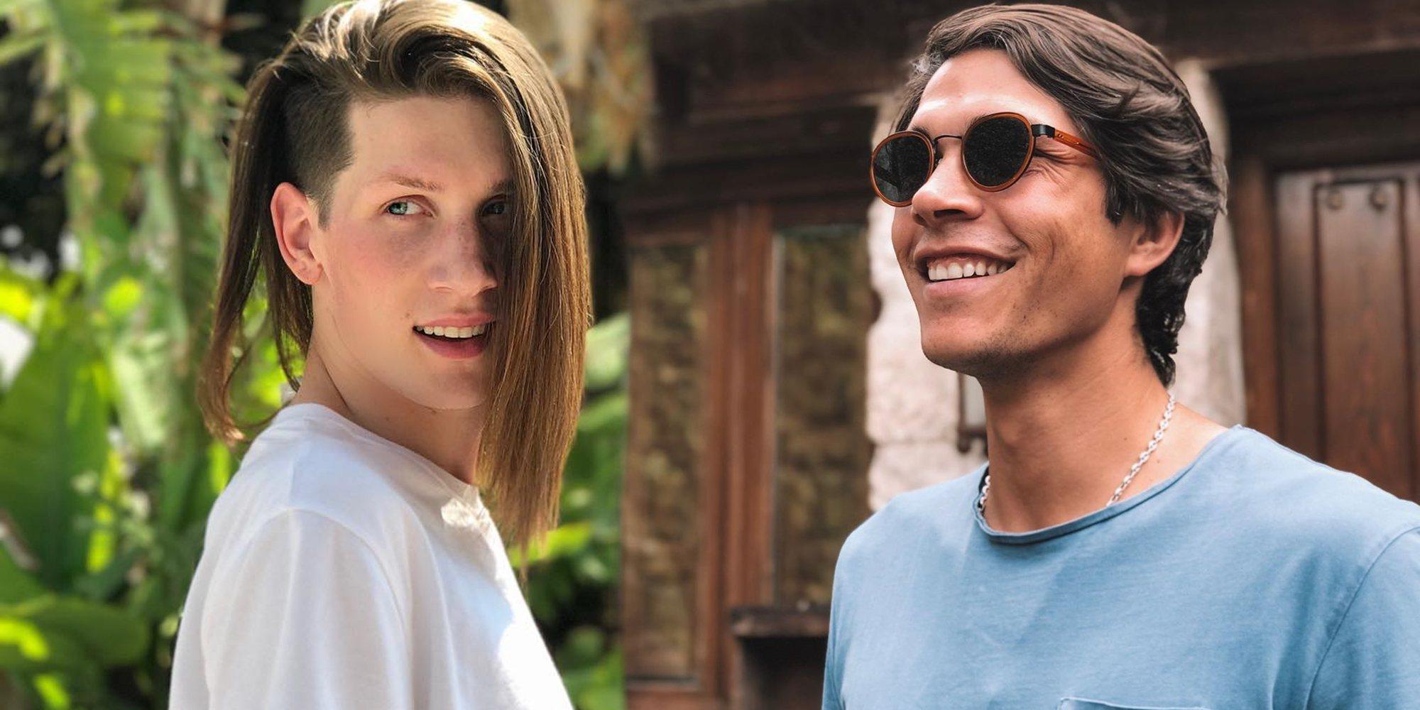 Pablo Castellano y Oto Vans rompen su silencio tras la supuesta pelea durante el 30 cumpleaños de Dulceida